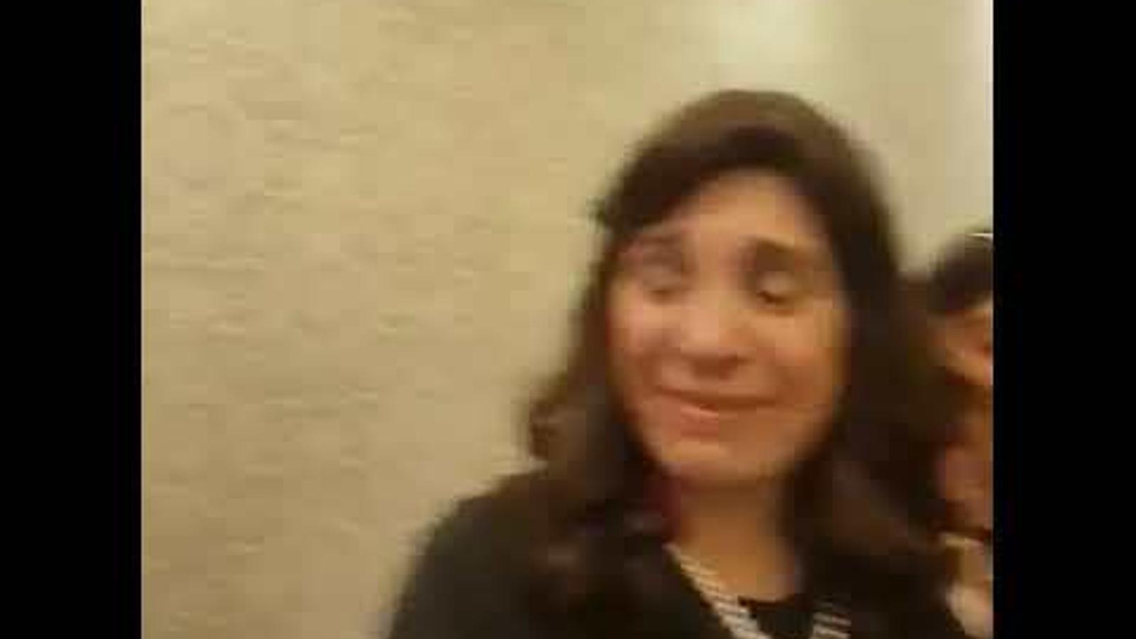Casament clandestí jueu ultraortodoxos durant el confinament coronavirus a l'Argentina