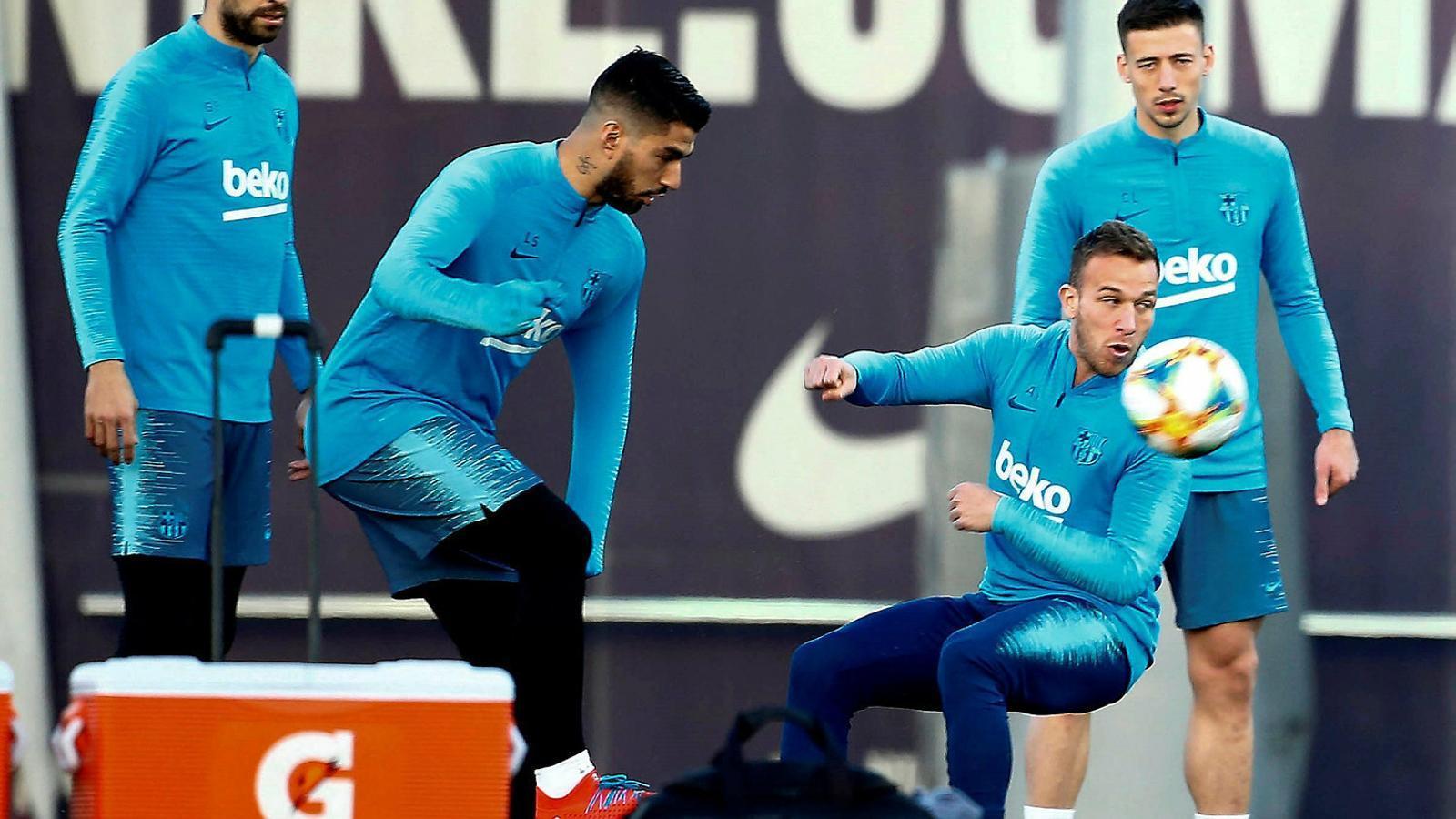 Comença l'assalt al Bernabéu