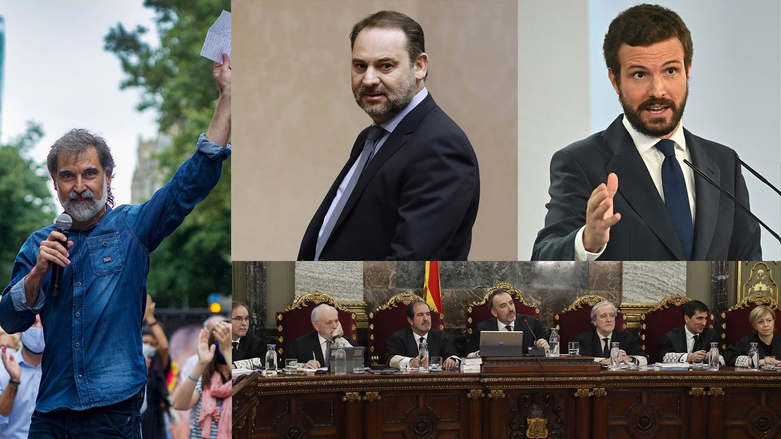 """L'anàlisi d'Antoni Bassas: 'L'indult per """"reenganxar Catalunya al projecte comú""""'"""
