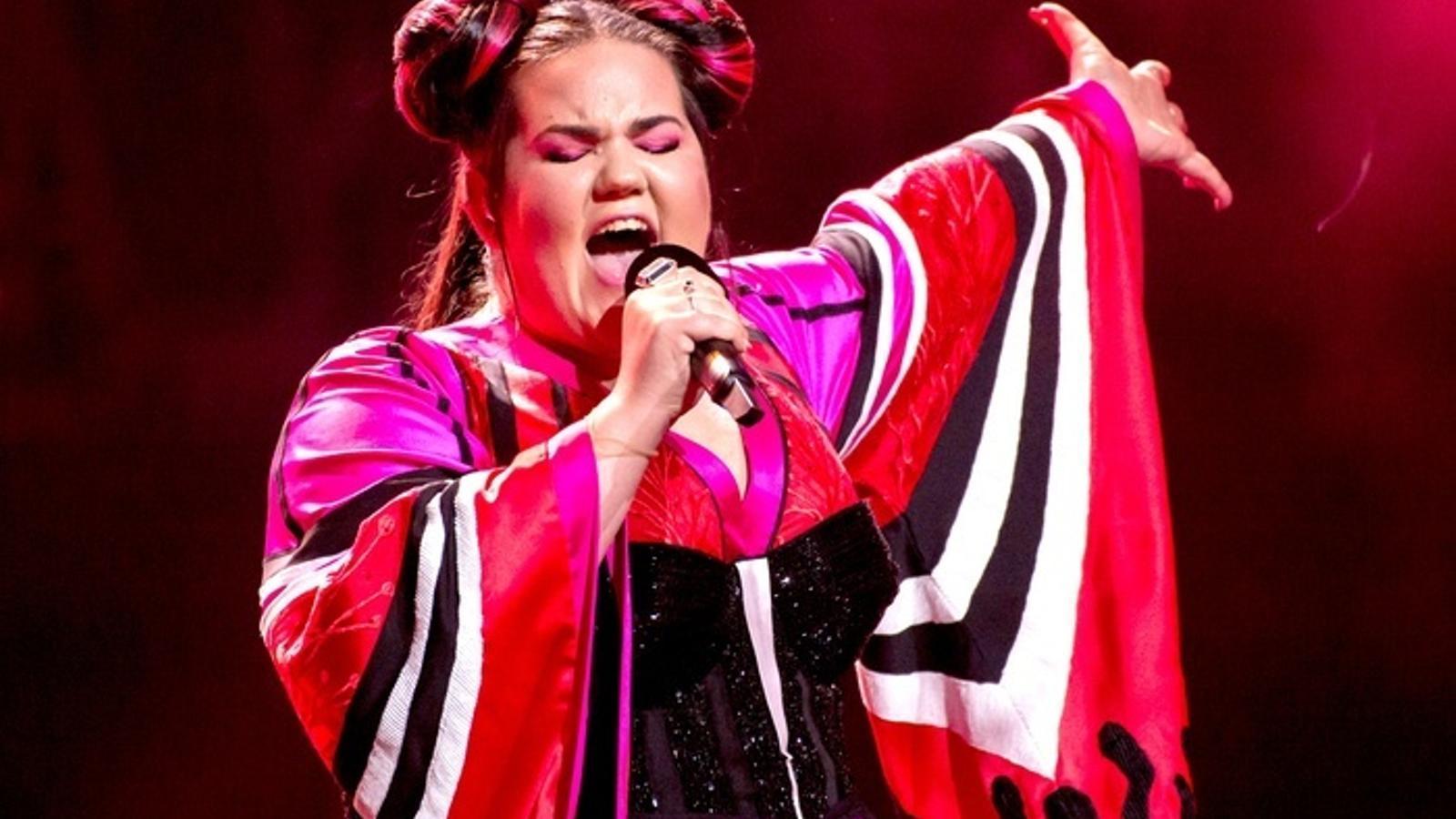 Es reconeix el plagi de la cançó guanyadora d'Eurovisió 2018