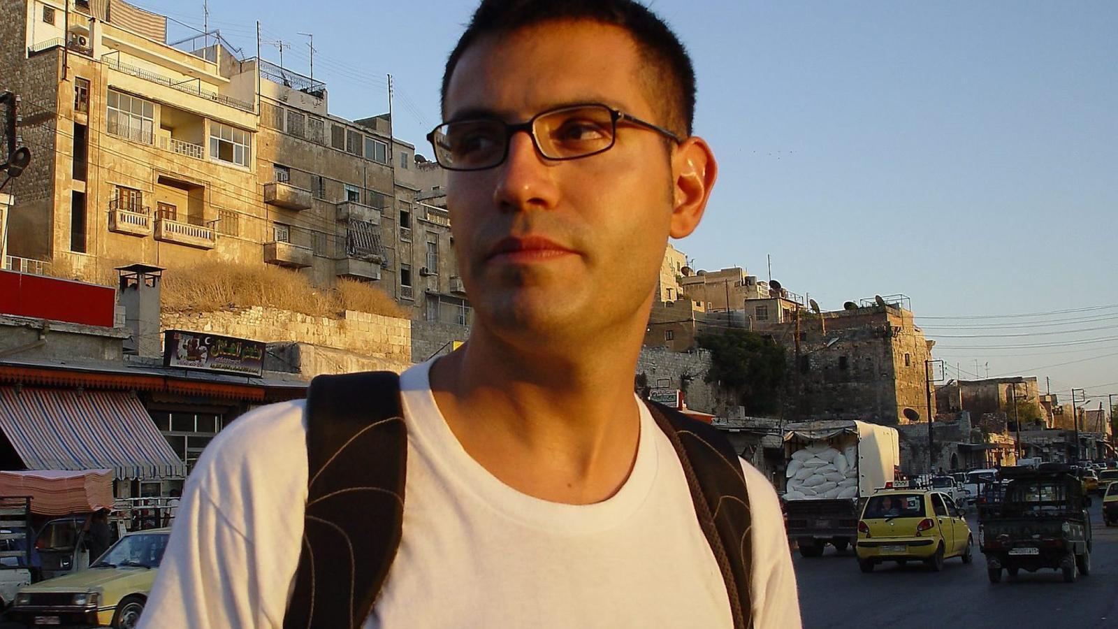 Manuel Forcano, poeta