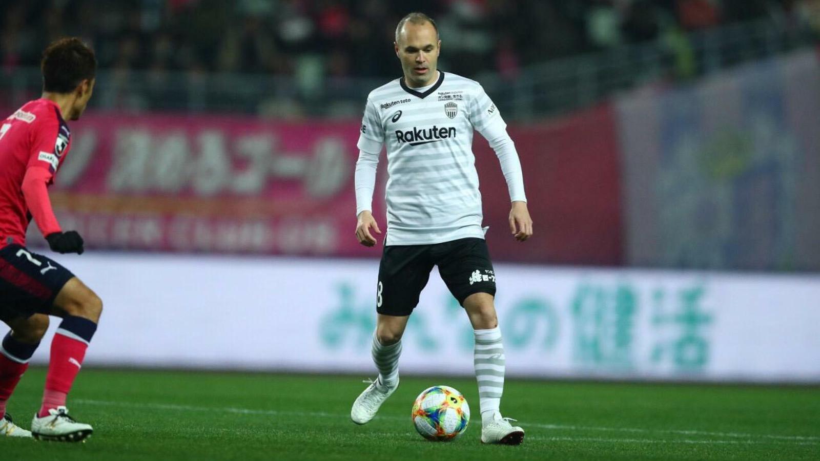 Lotina derrota al Vissel Kobe d'Iniesta, Villa i Lillo a la primera jornada de la lliga japonesa