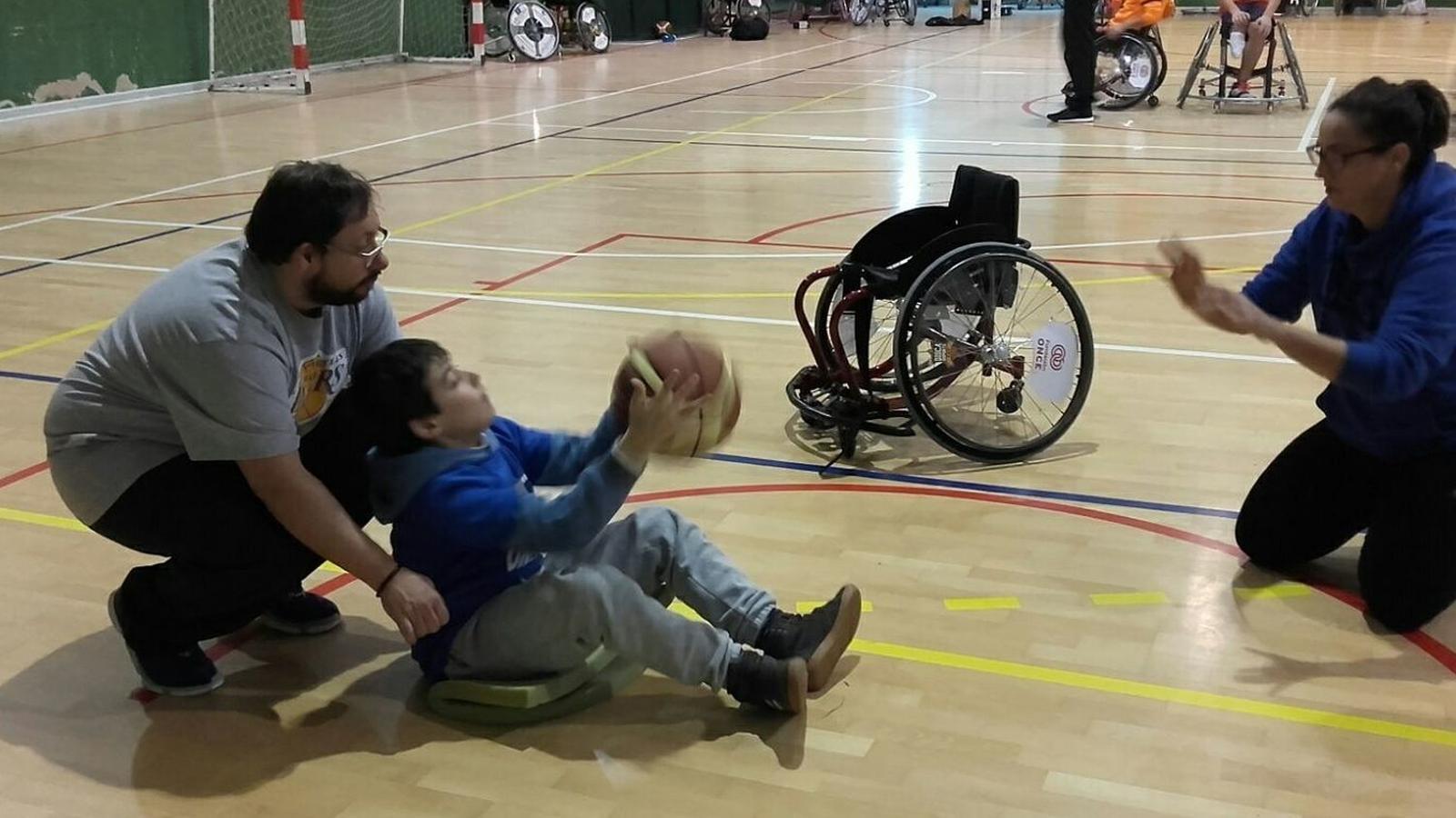 Les persones amb una discapacitat del 33% podran rebre el nou servei social./ ARA BALEARS.