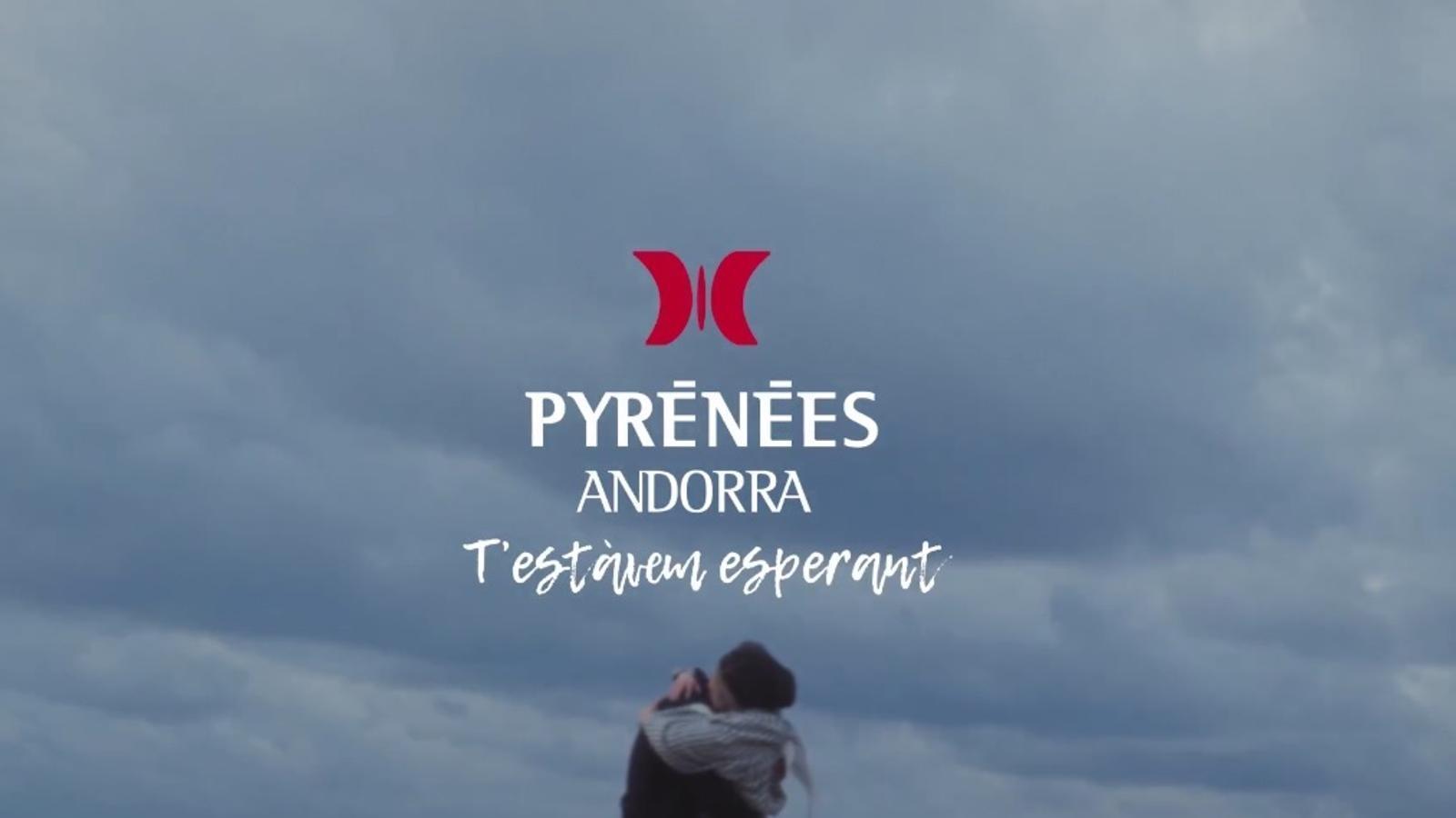El viral que il·lusiona l'Andorra post-coronavirus. / PYRÉNÉES