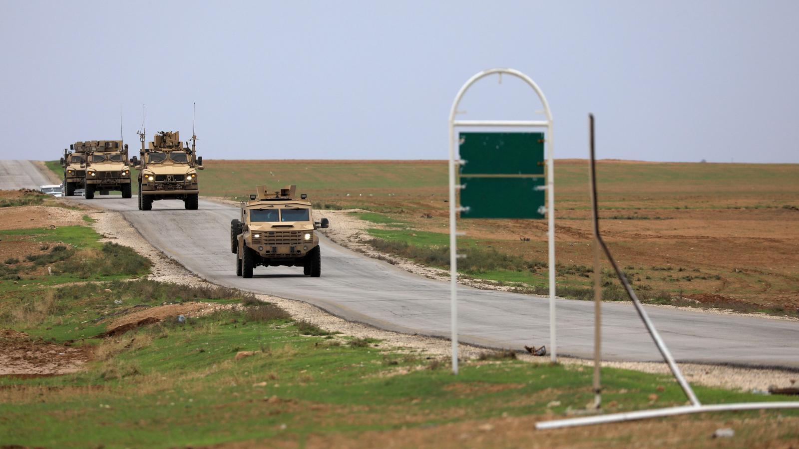 Trump retirarà les tropes nord-americanes de Síria