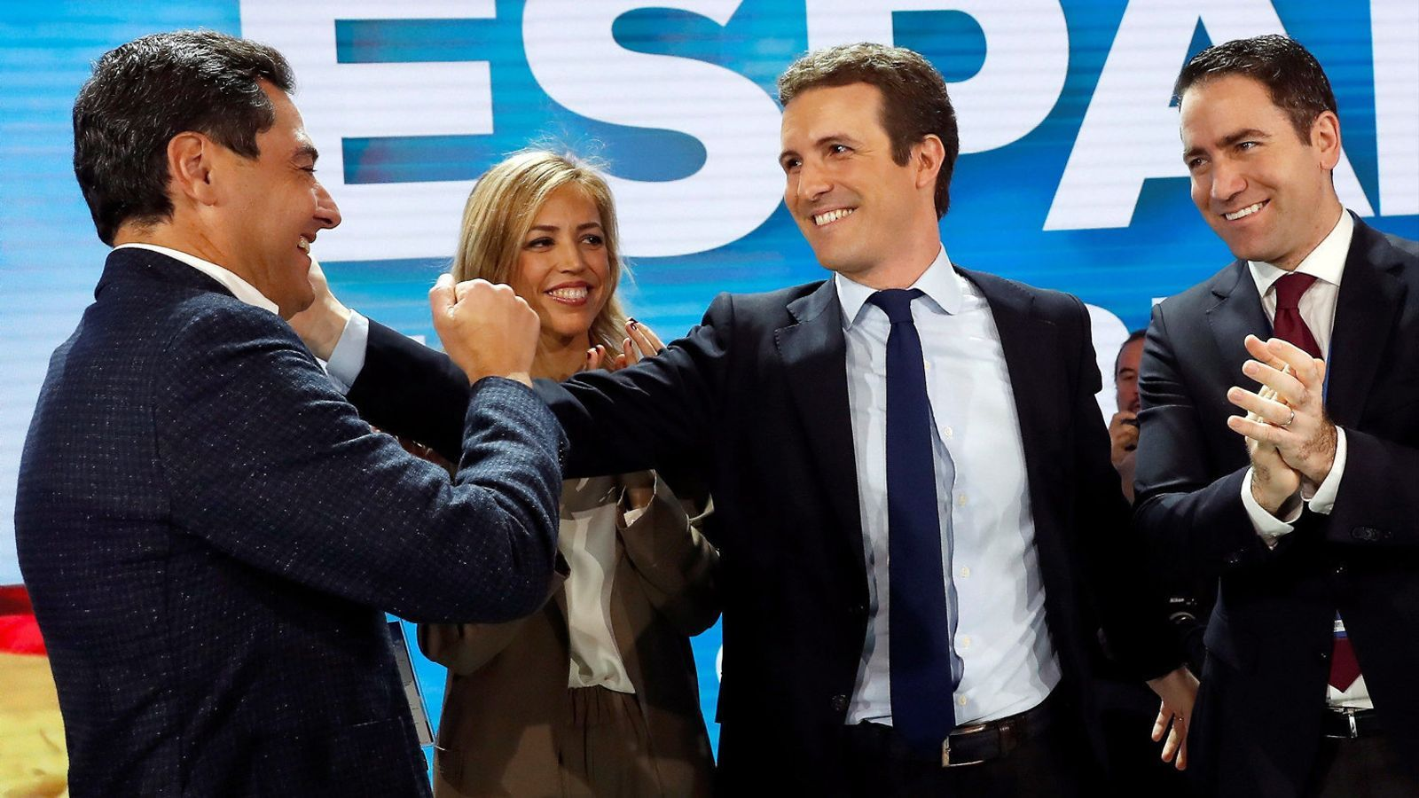 Casado confirma l'enduriment del PP per seduir el vot de Cs i Vox