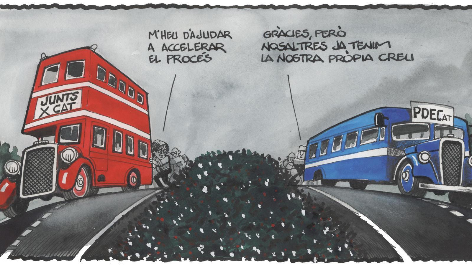 'A la contra', per Ferreres 08/07/2020