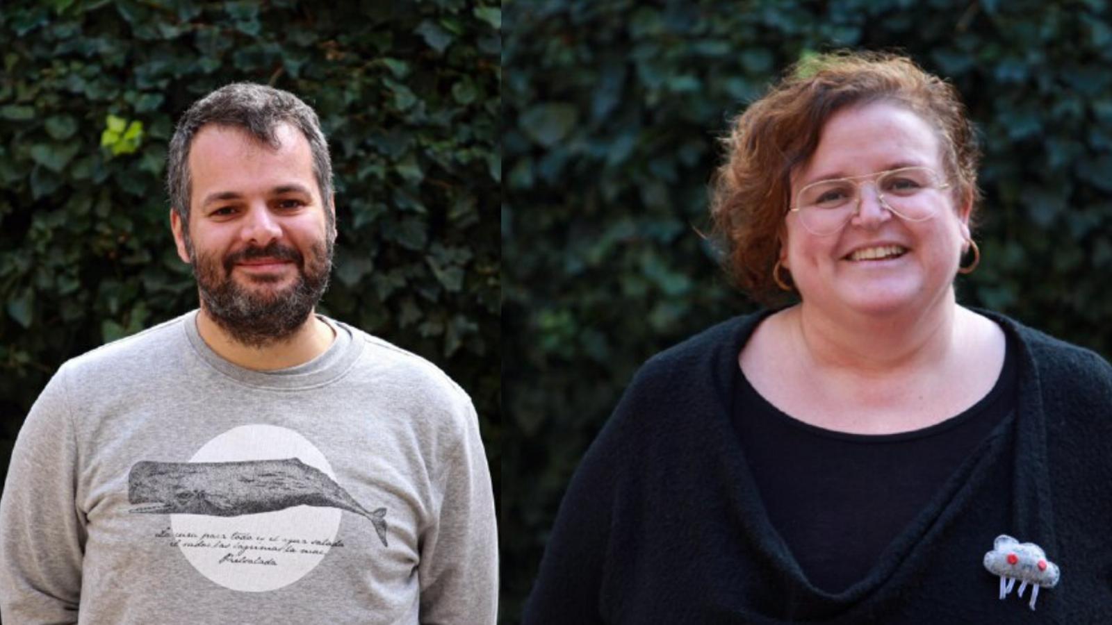 Antoni Trobat i Ruth Mateu coordinaran el grup