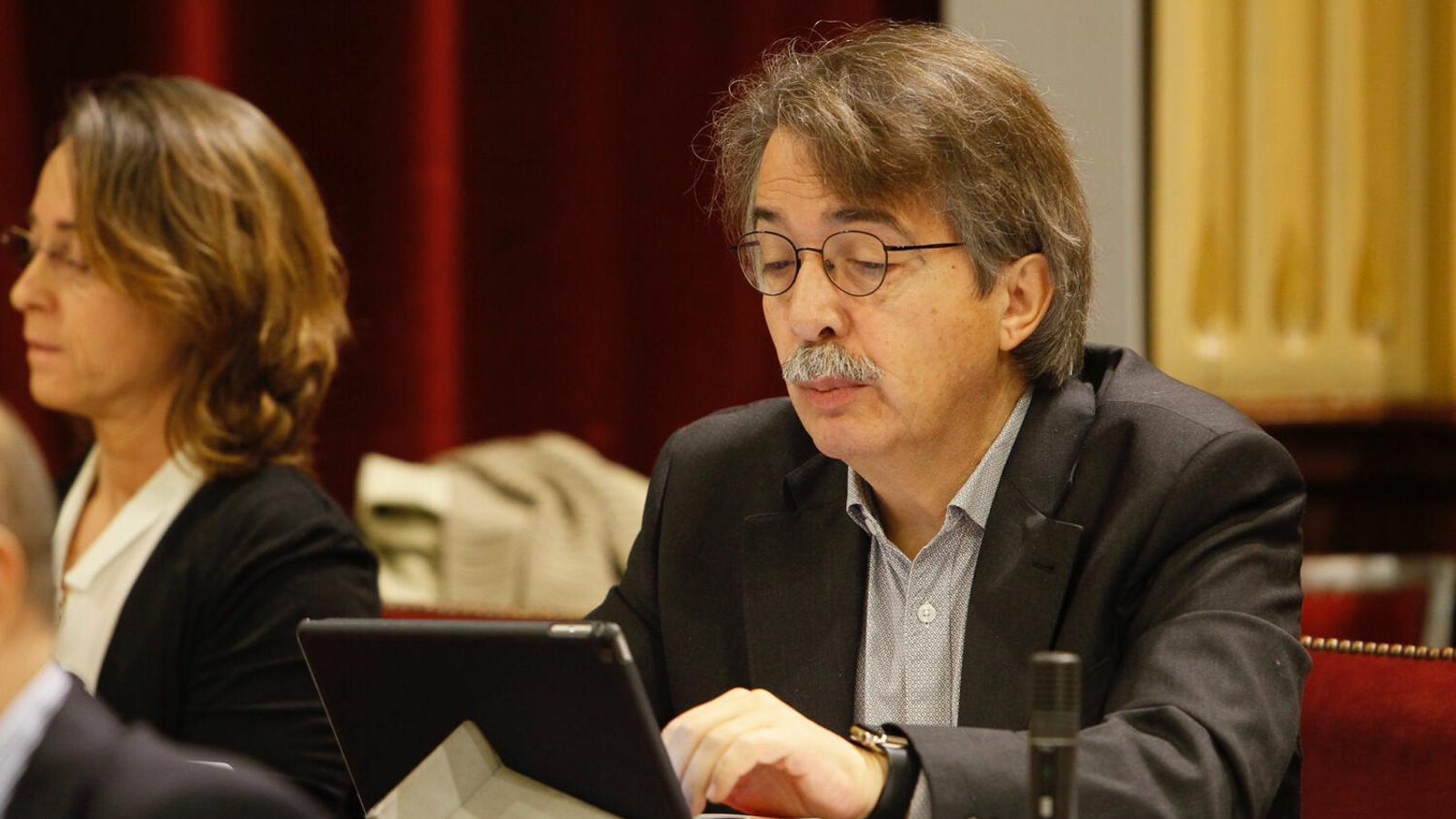 El portaveu de Ciutadans, Xavier Pericay, en una imatge d'arxiu.