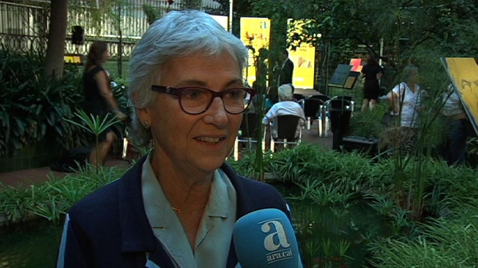 Muriel Casals ja és de la Bernat Metge
