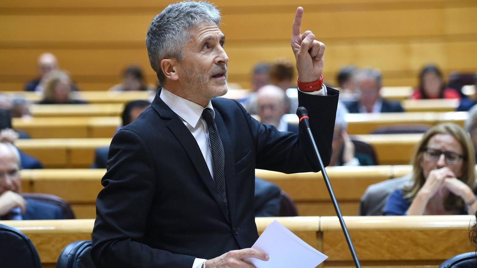 """El Ministeri de l'Interior diu ara que tant el jutge com la fiscalia """"tenien coneixement"""" de les detencions a Girona"""