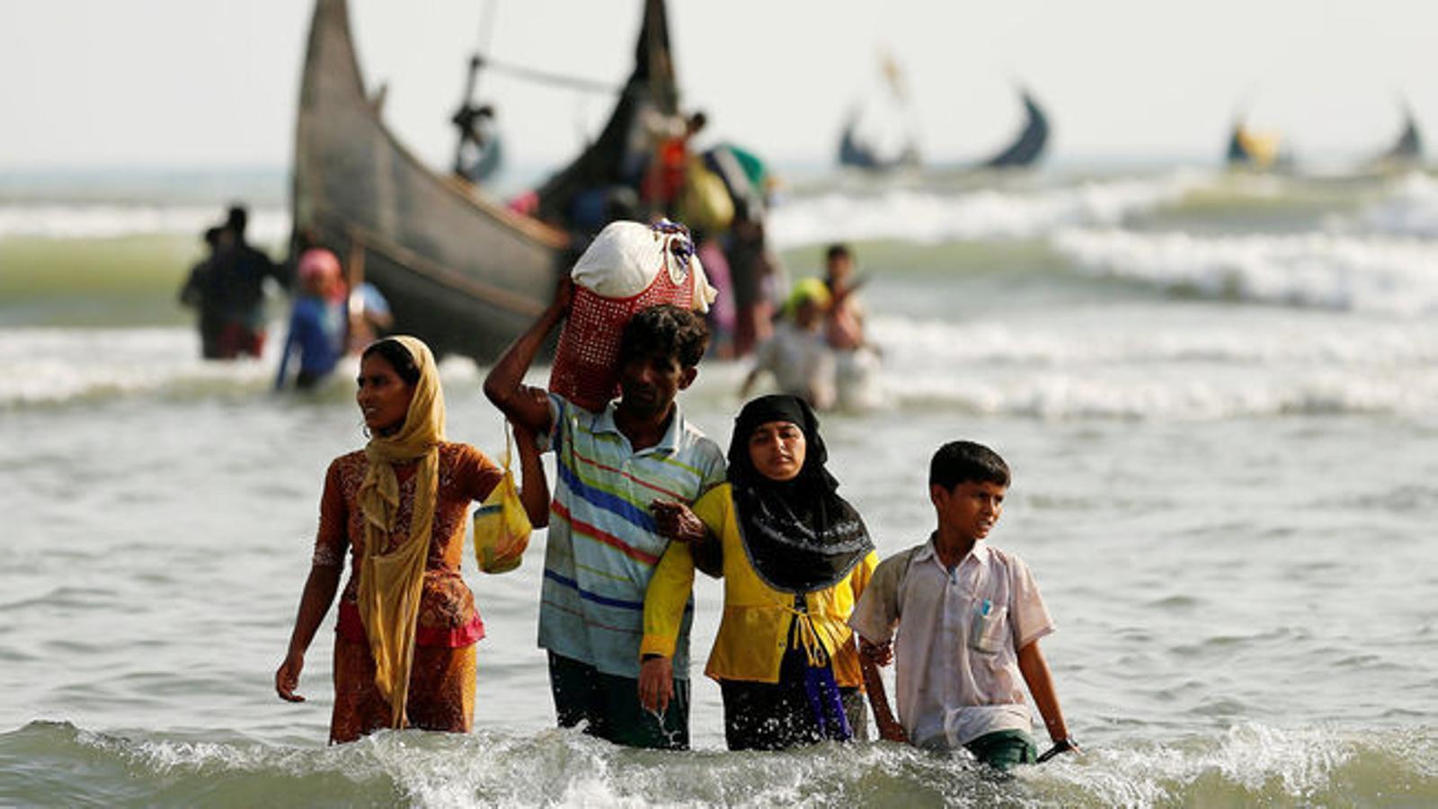 """Bangladesh: """"El que estan fent als rohingyes és monstruós"""""""