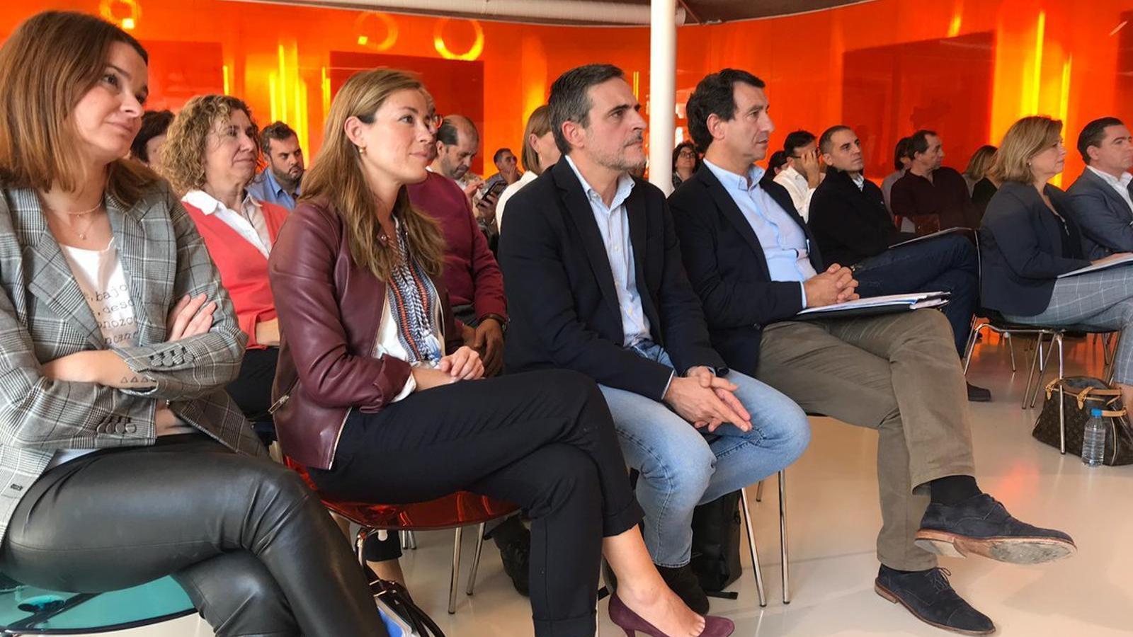 Acte de campanya del Partit Popular a Eivissa