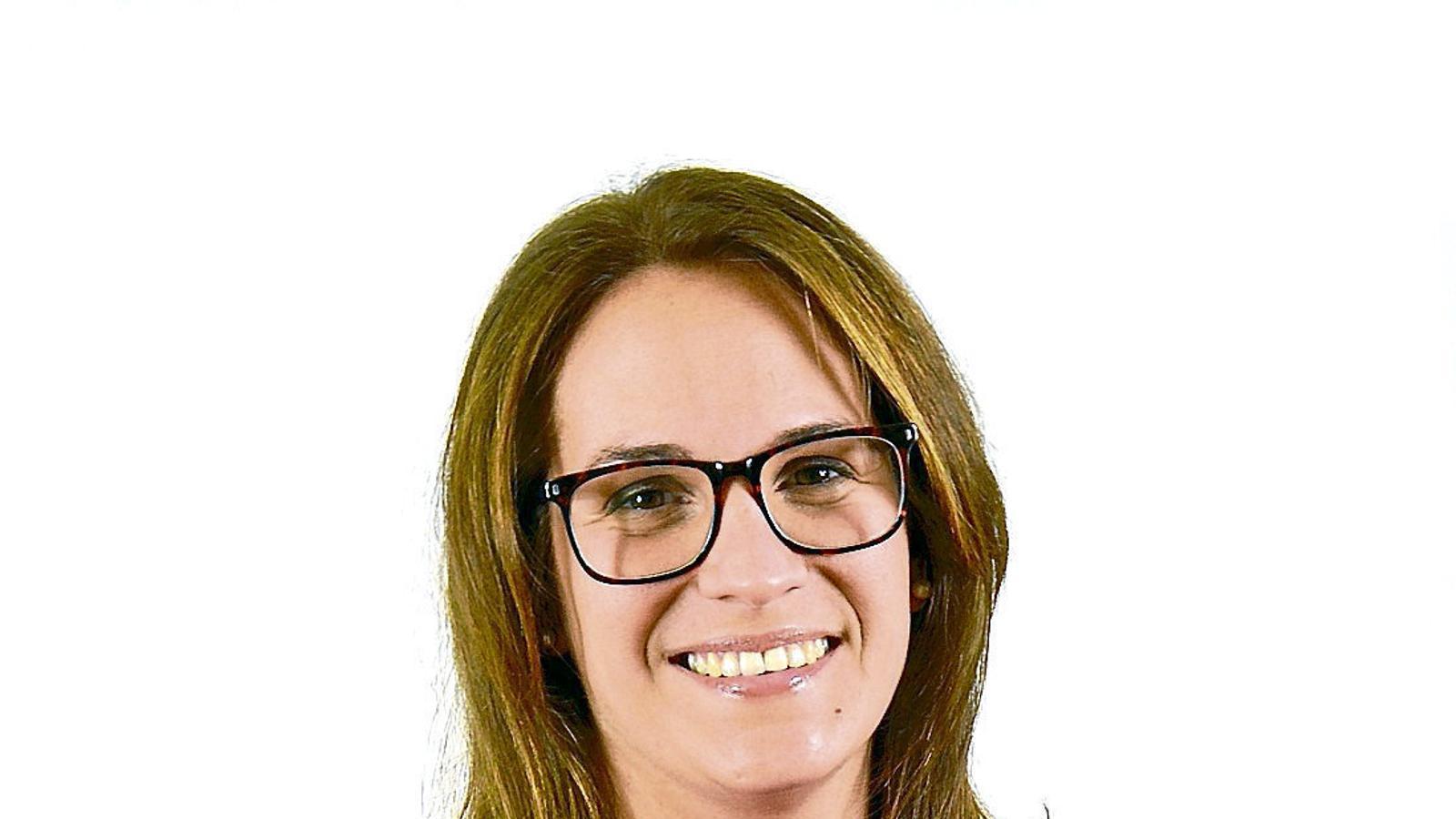 """Susana Mora: """"L'objectiu del turisme ha de ser millorar la qualitat de vida dels menorquins"""""""