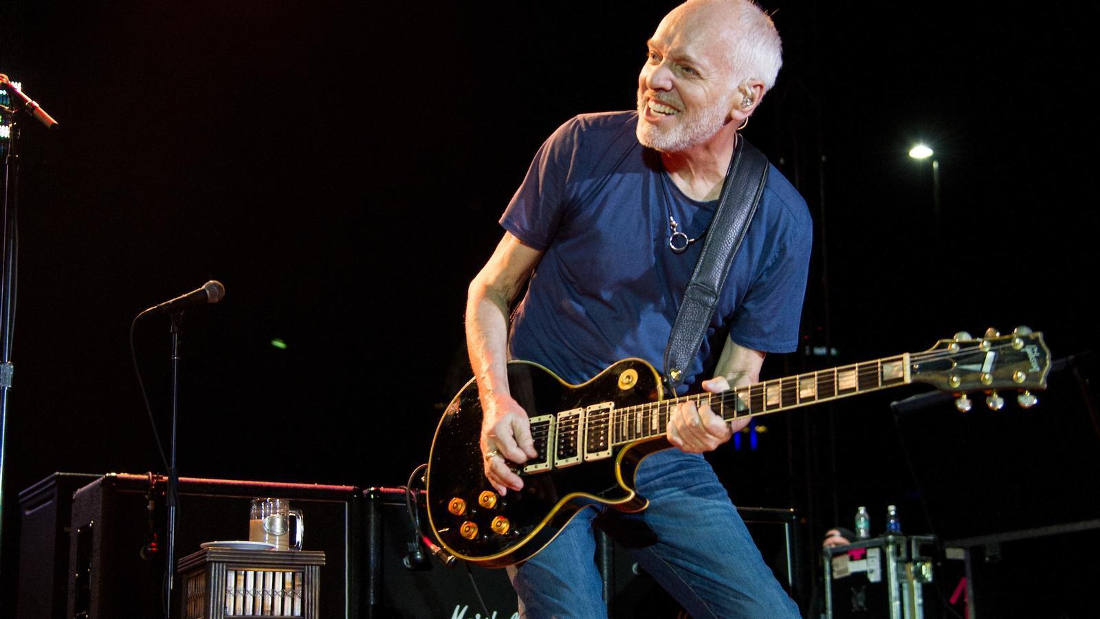 Peter Frampton completa el cartell del Guitar BCN