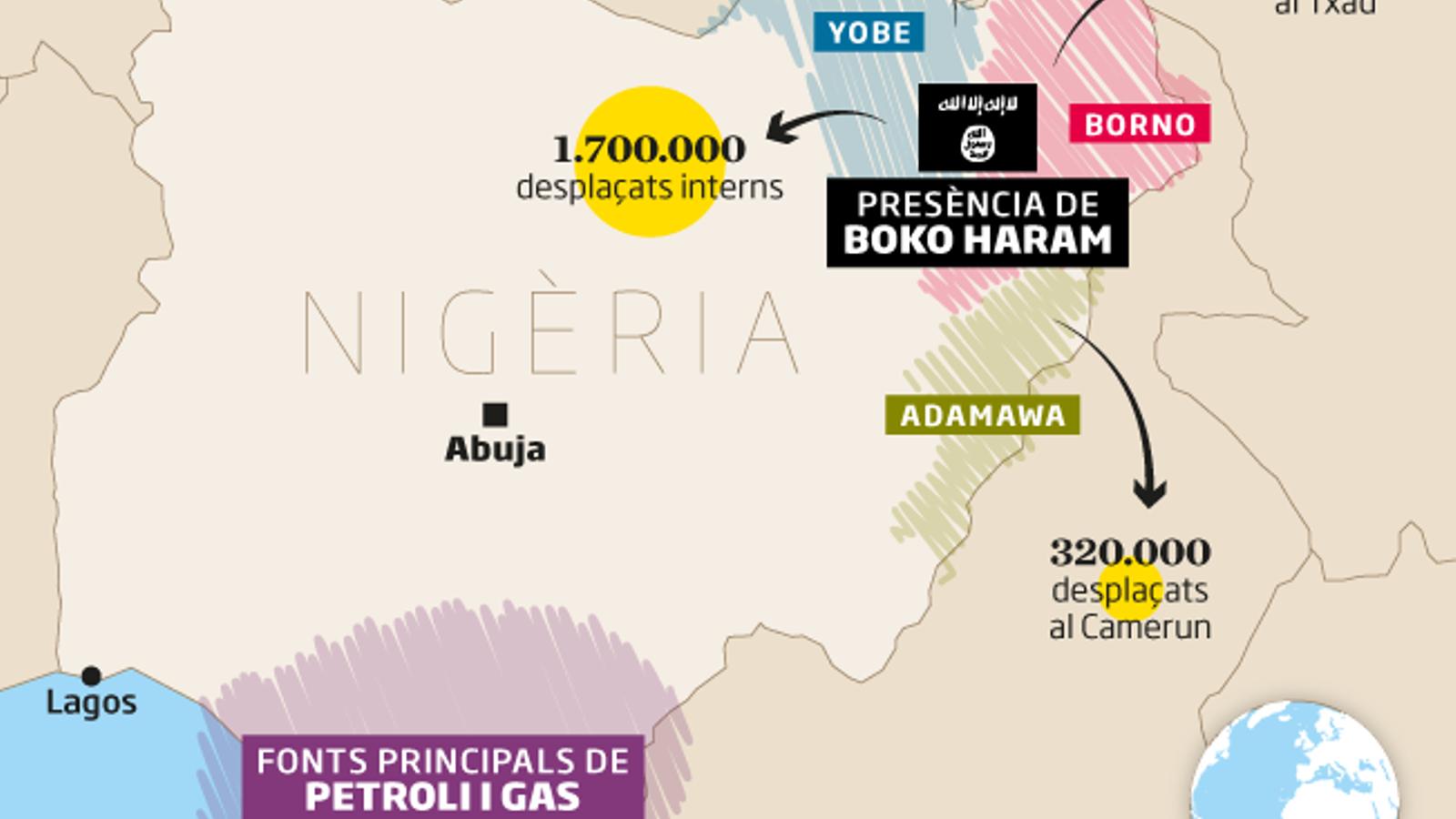 Nigèria vota enmig de la incertesa
