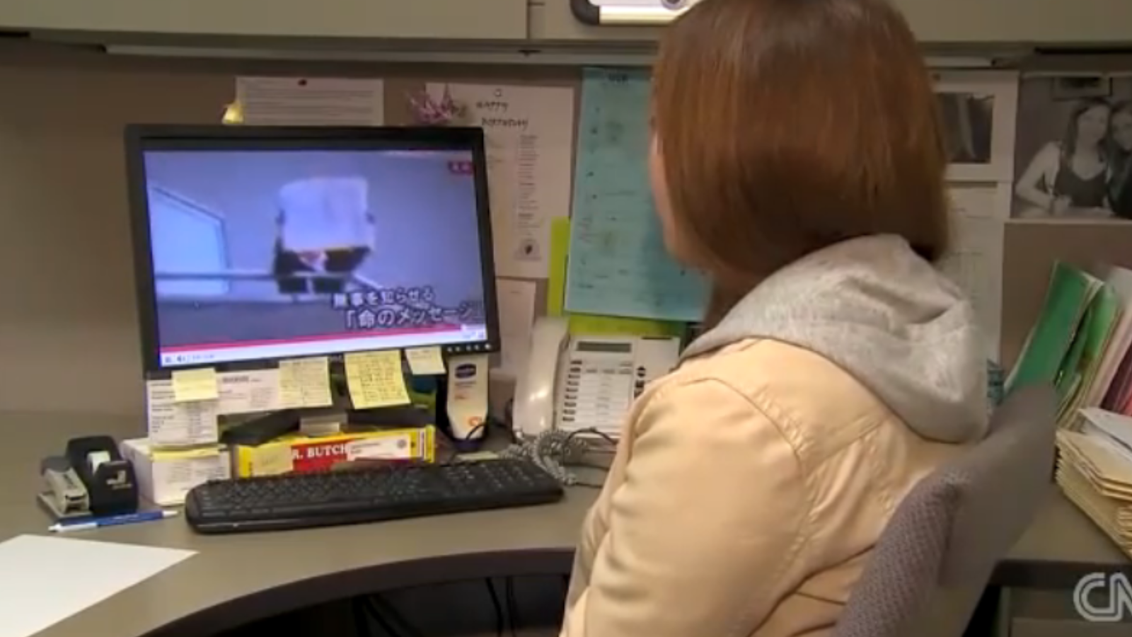 Una noia japonesa localitza la família amb un vídeo de YouTube
