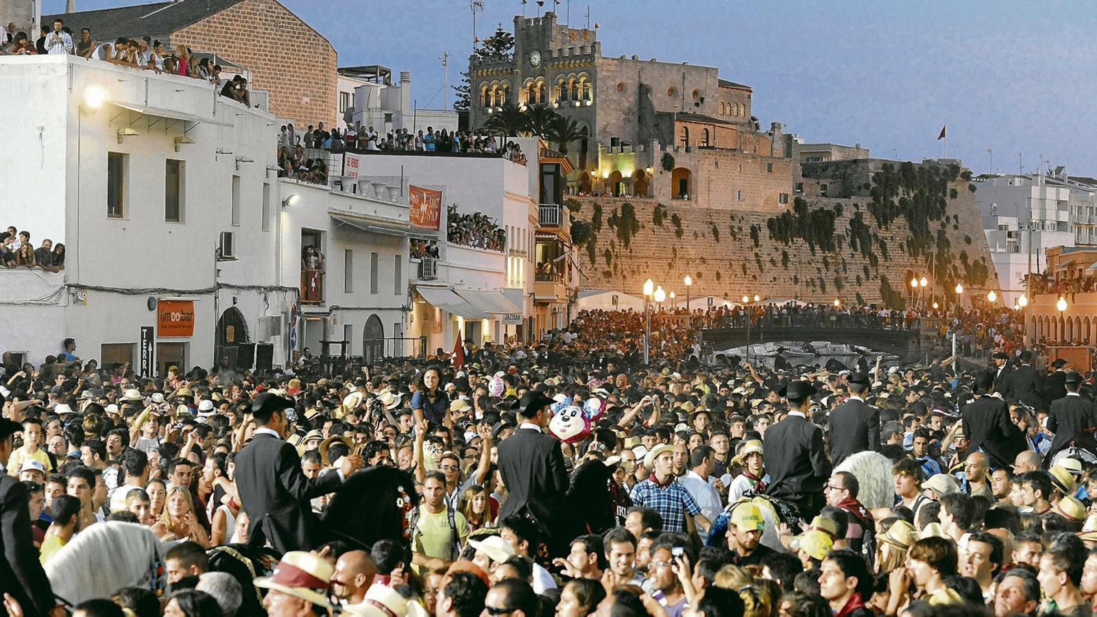 Sant Joan a Ciutadella: un malson per a la seguretat