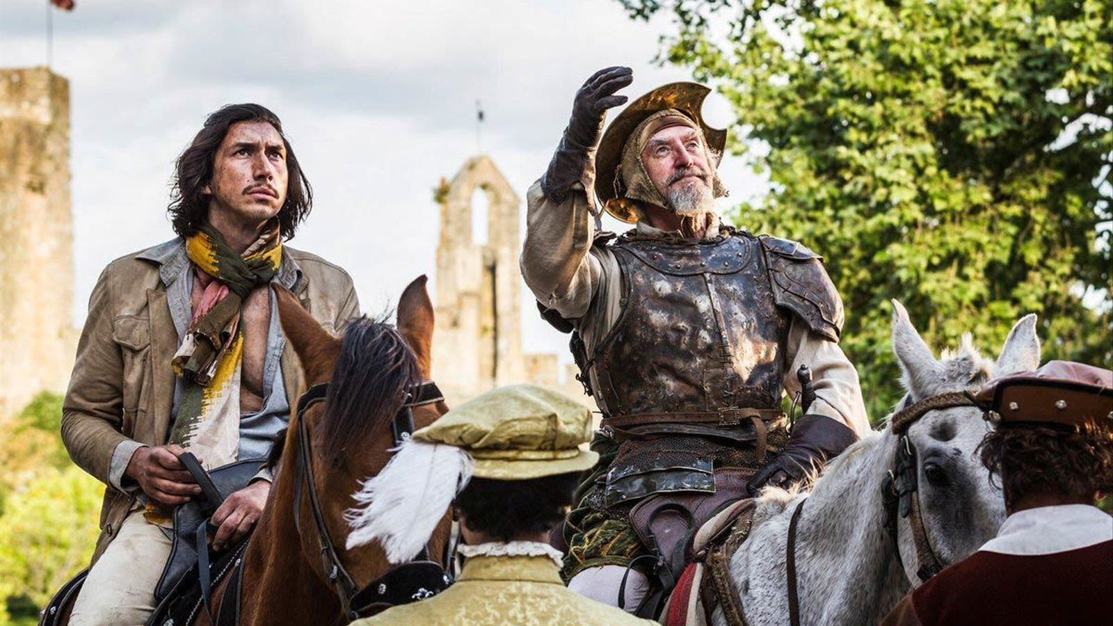 'The man who killed Don Quixote', de Terry Gilliam