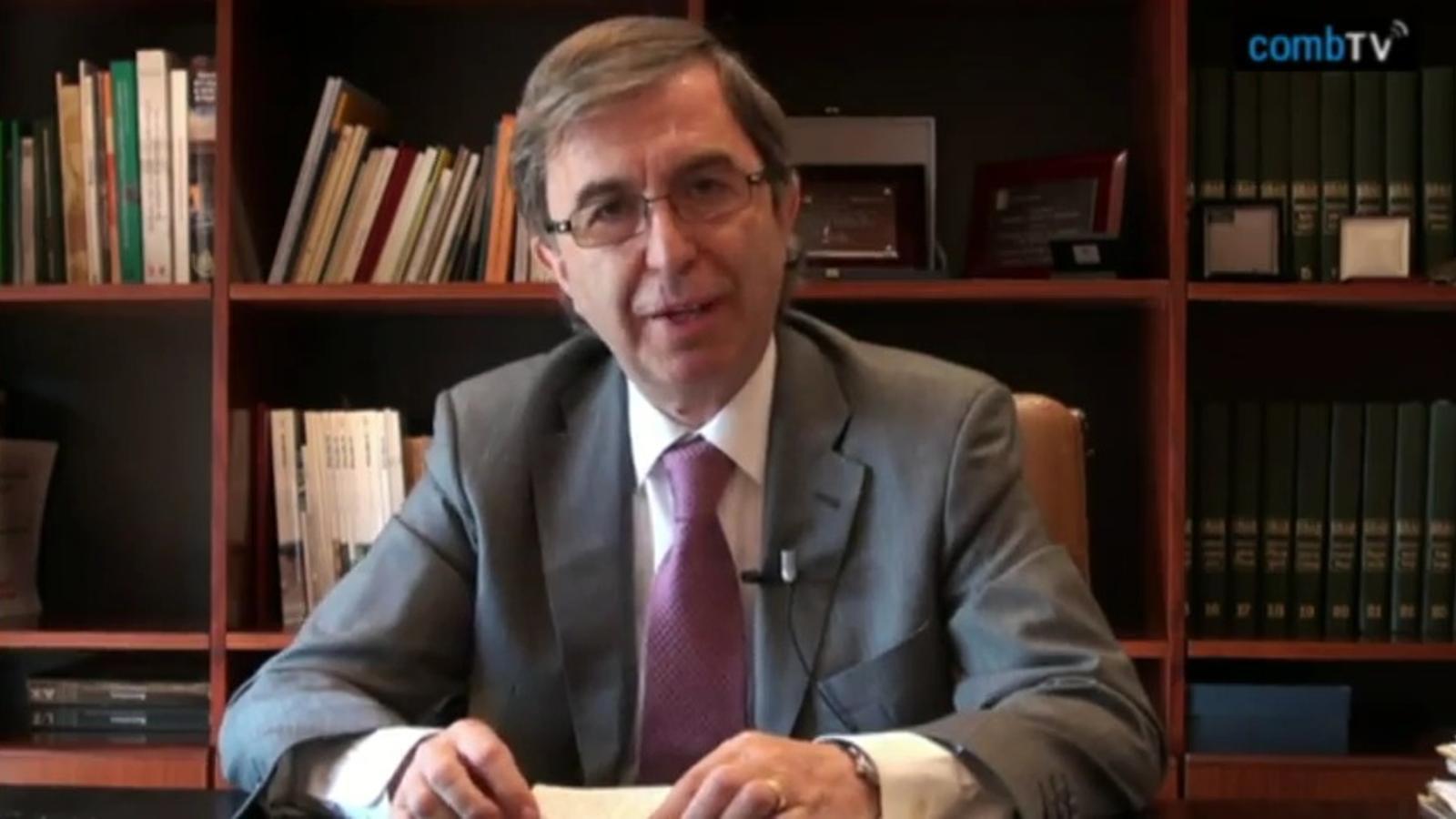 Miquel Vilardell: Estem en desacord amb la forma en què s'estan fent les reformes