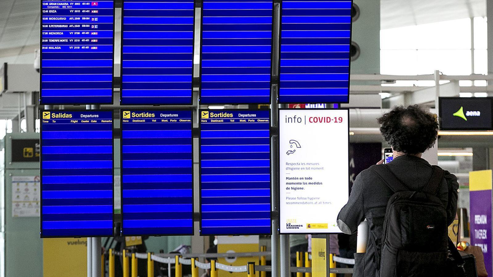 La majoria d'aerolínies europees tenen previst tornar a operar a partir de juliol .