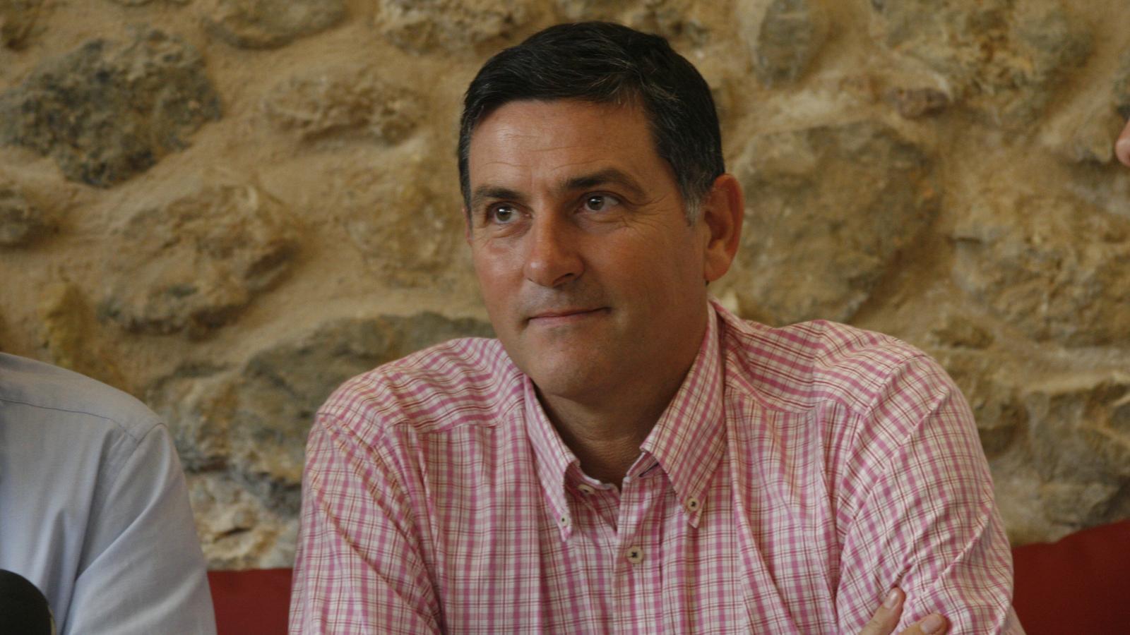 Gori Ferrà, portaveu d'El Pi a Inca, ha presentat la moció demanant la creació de dos clústers que ajudin a reactivar l'economia del Raiguer.