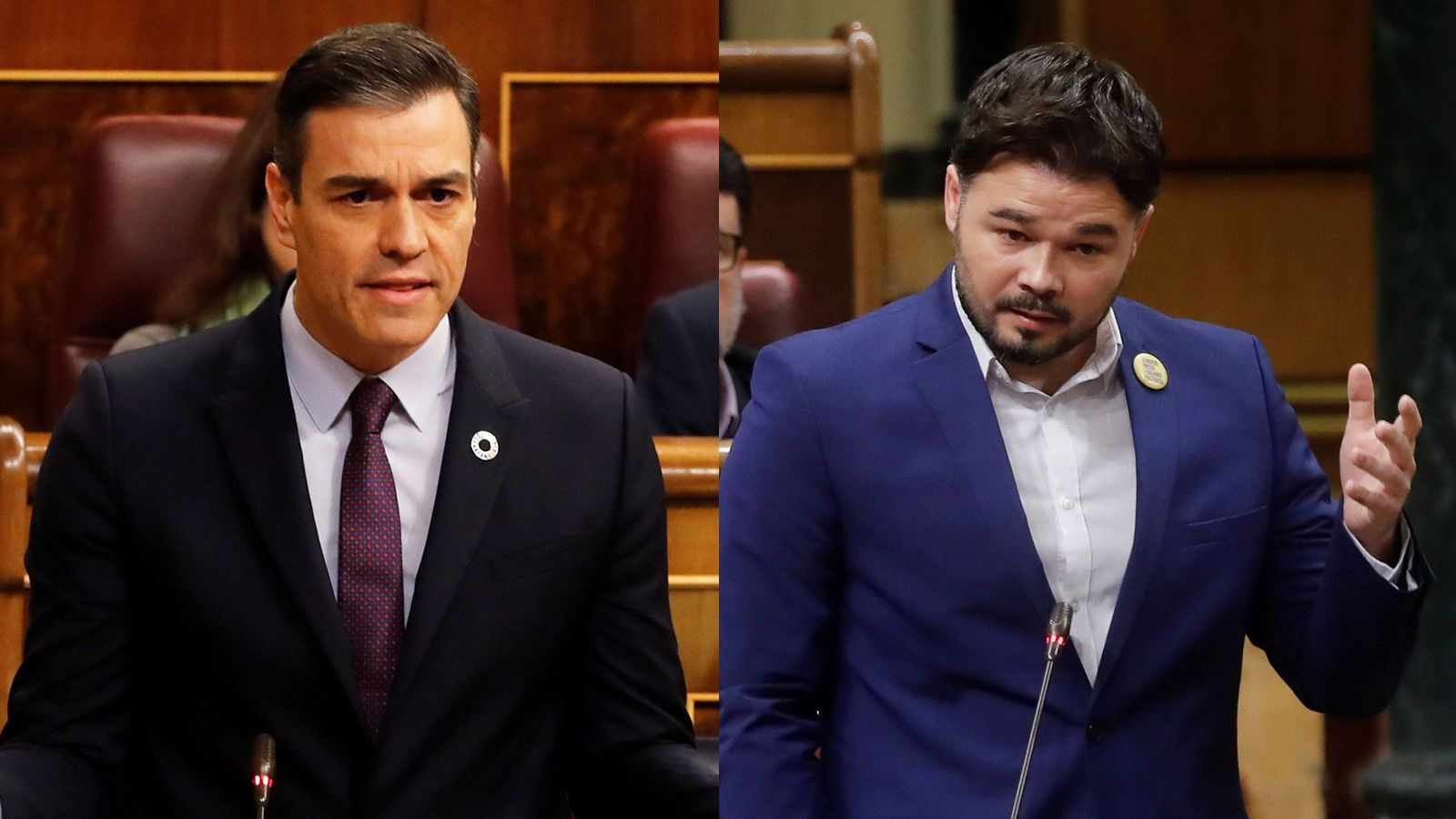 L'anàlisi d'Antoni Bassas: 'Rufián i la pregunta suau al govern espanyol'