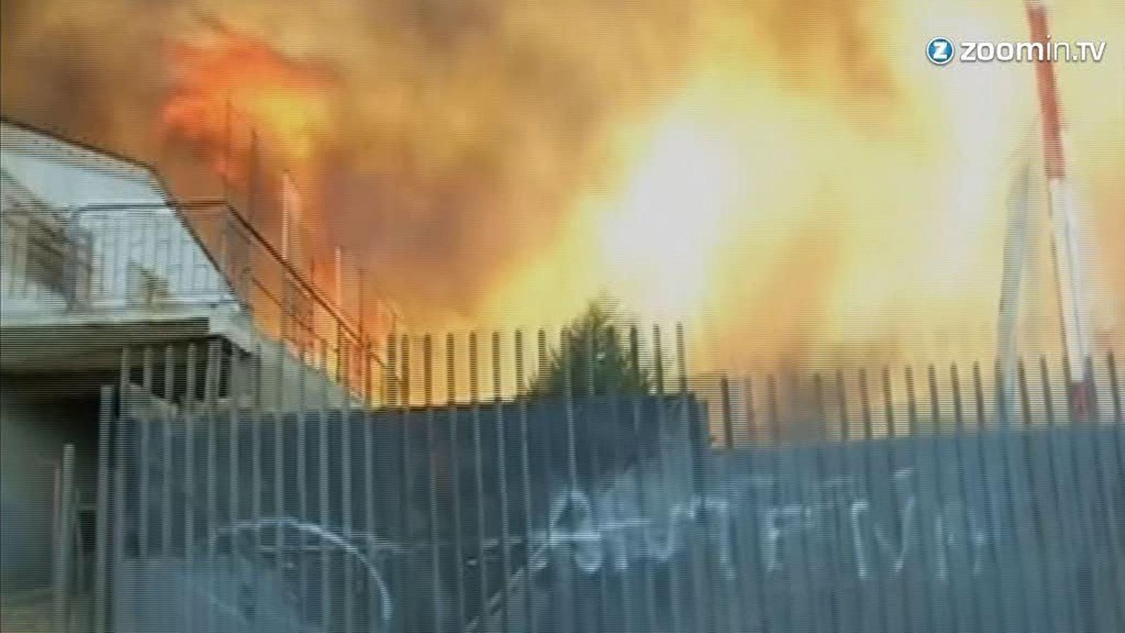 Almenys 12 morts i 2.000 cases destruïdes en el violent incendi de Valparaíso