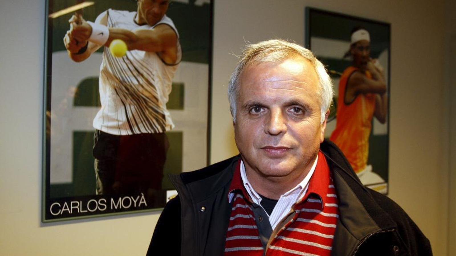 Toni Ferragut, president Federació Balear de Tennis