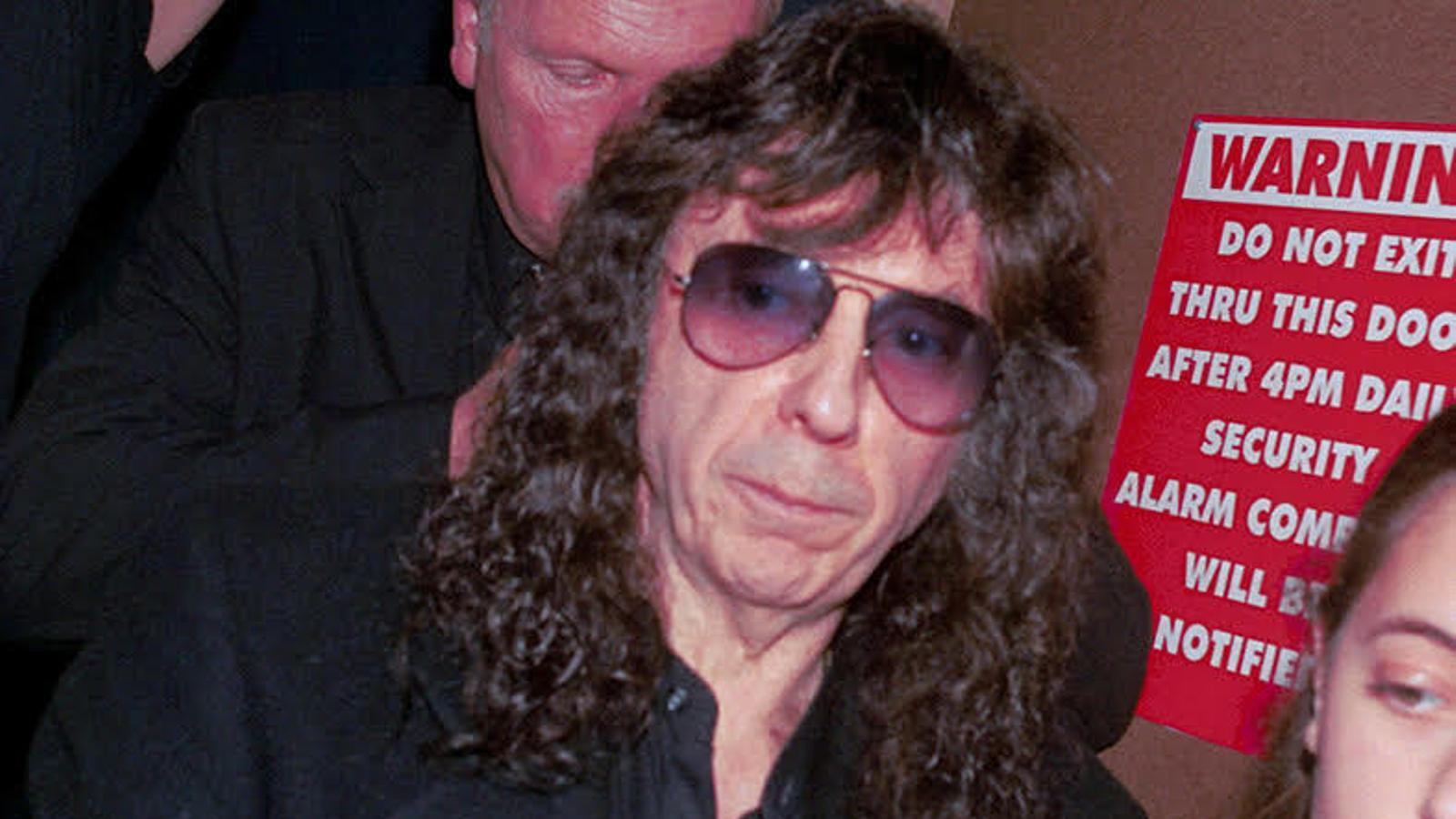 Philip Spector quan va ser arrestat per l'assassinat d'una dona el 2009