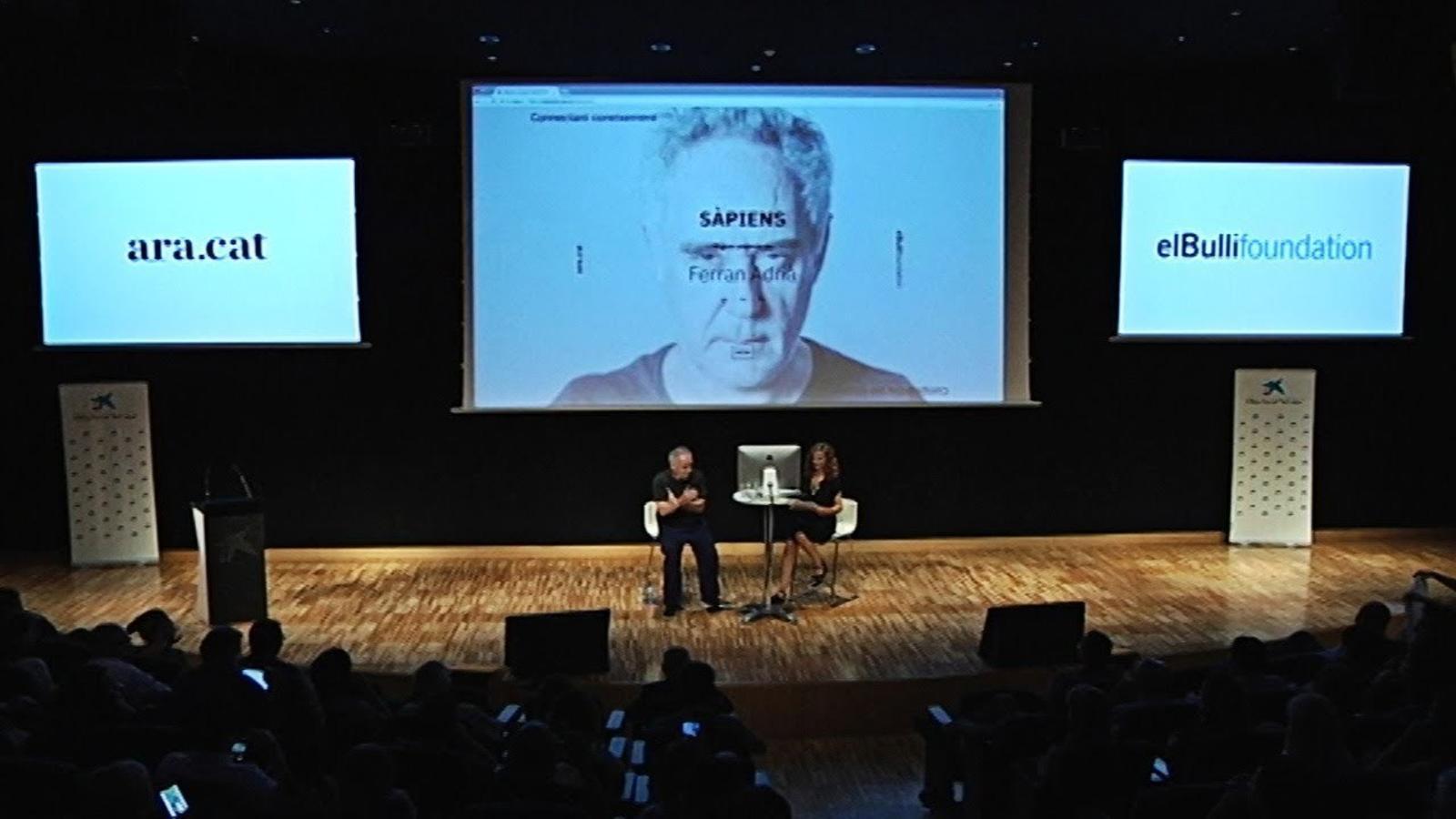 Aprendre a innovar amb l'ARA Lab i Ferran Adrià
