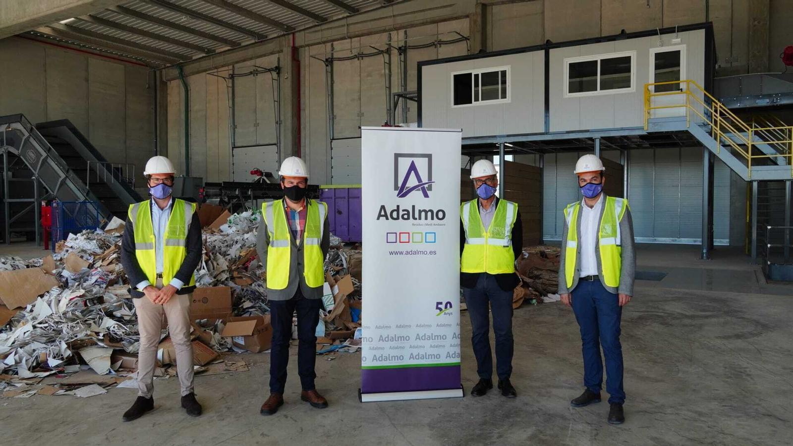 Les instal·lacions, del Grup ADALMO, comptaran amb una plantilla inicial de 10 treballadors.