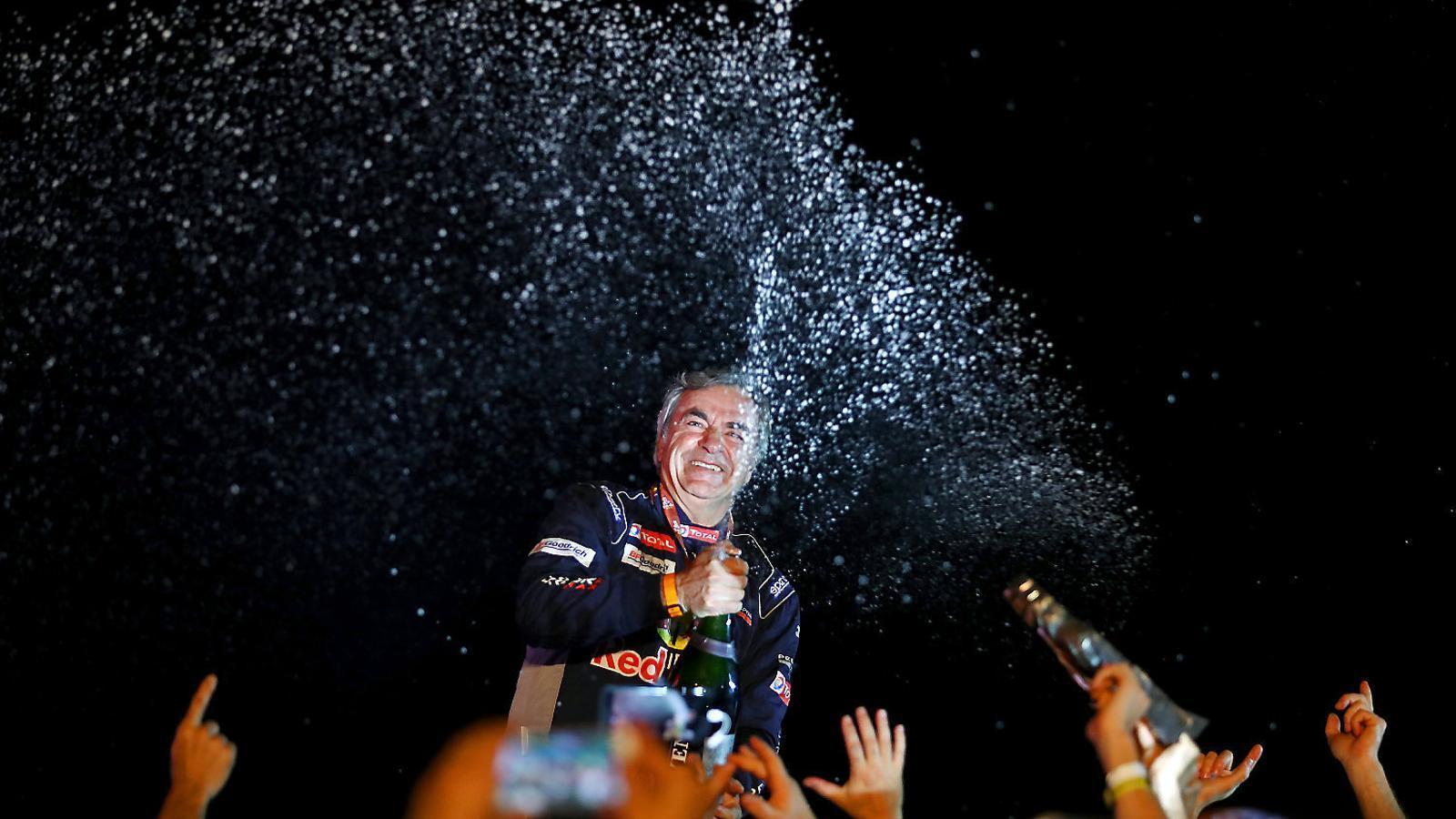 De ser campió d'Espanya d'esquaix a coronar-se al desert