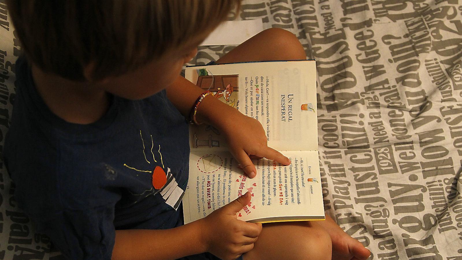 Torna la campanya per regalar un llibre a tots els infants de sis anys