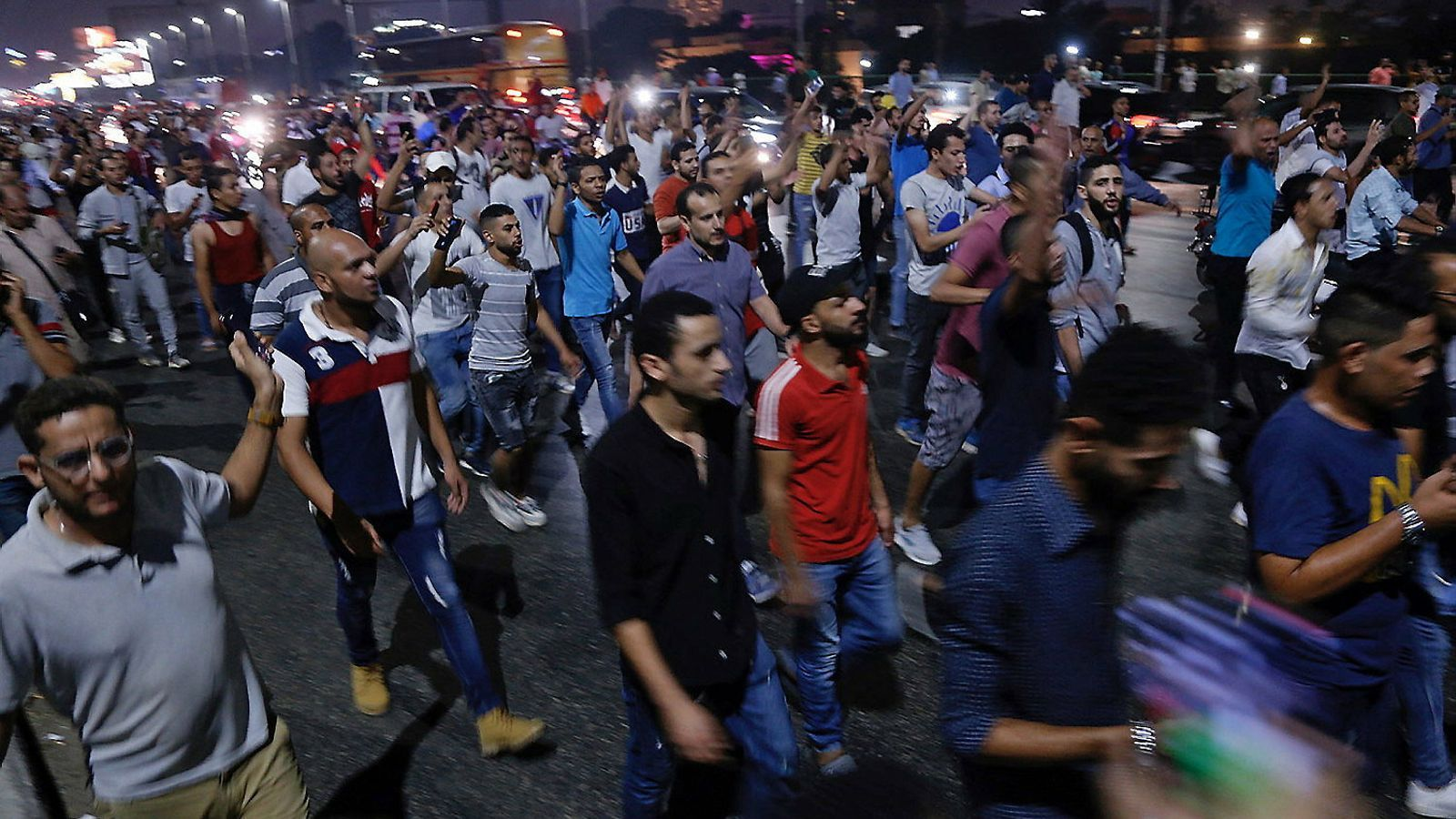 """Mohamed Ali, el """"faraó català"""" que vol enderrocar Al-Sissi"""