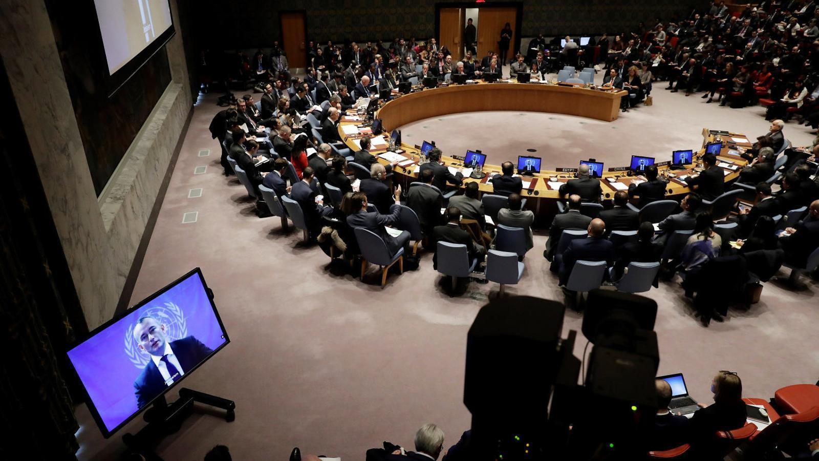 """L'ONU censura la decisió """"unilateral"""" de Trump sobre Jerusalem"""