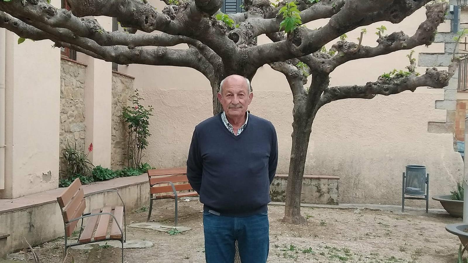 L'alcalde franquista que ha passat per CiU, ERC i la CUP