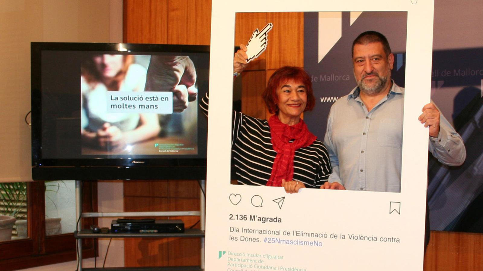 Podem Mallorca defensa Nina Parrón en relació al cas Skibinsky