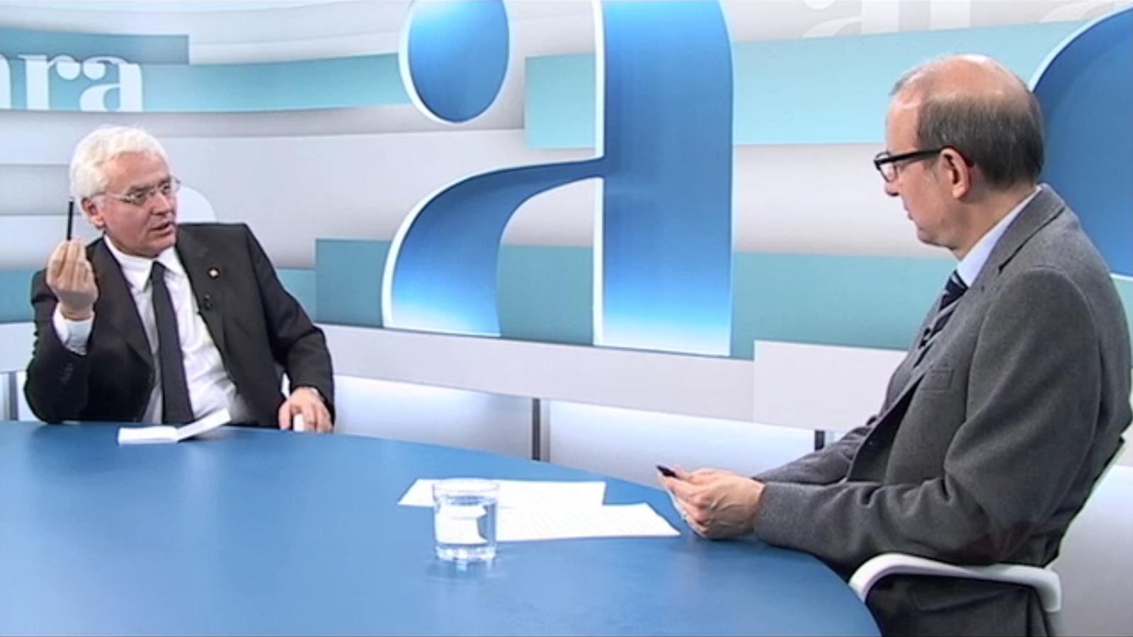 Ferran Mascarell: Catalunya mai serà un problema per a Europa. L'estat espanyol ja ho és