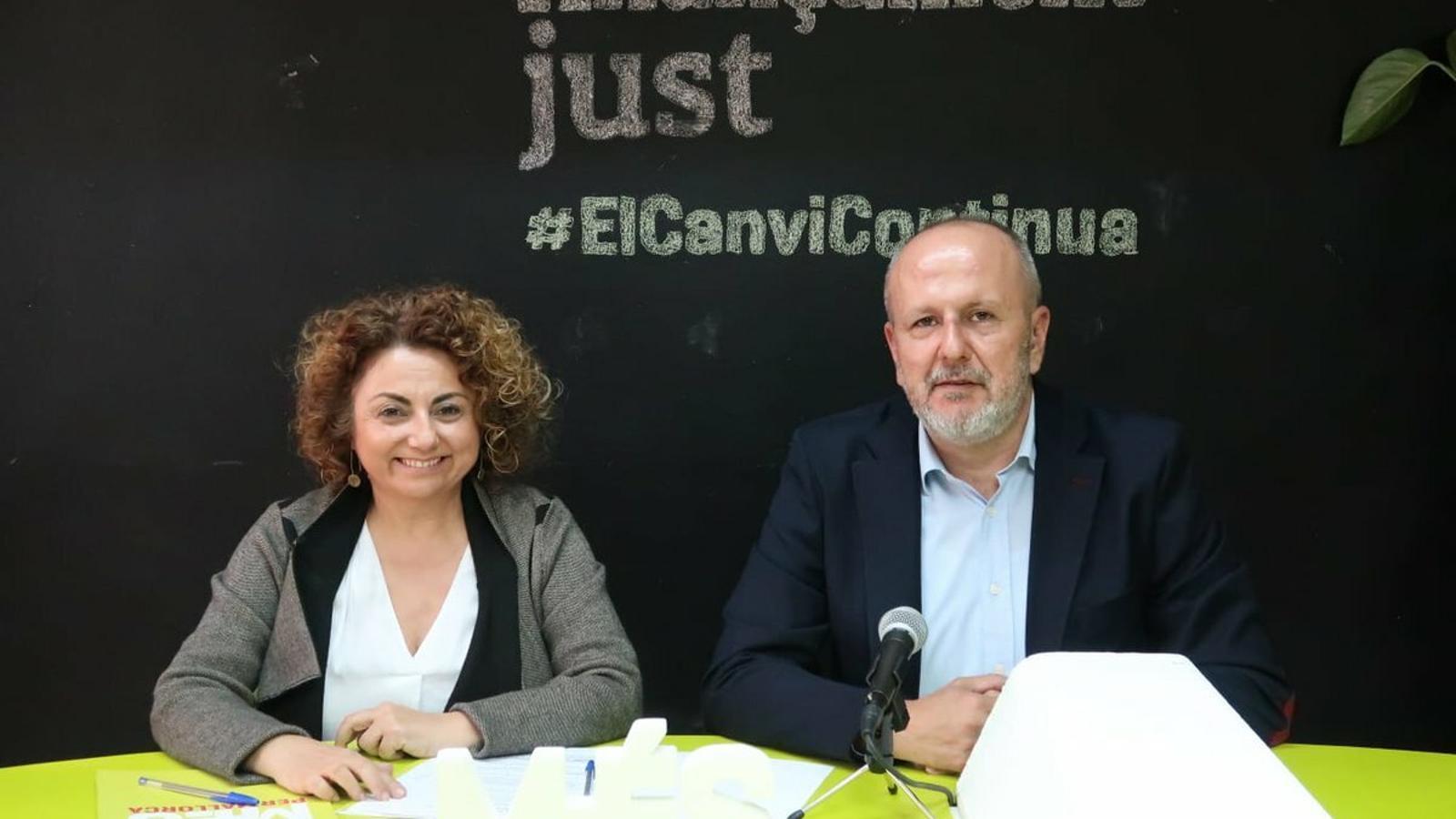 Un acord de mínims abans de les eleccions, la proposta de MÉS per aprovar el REB