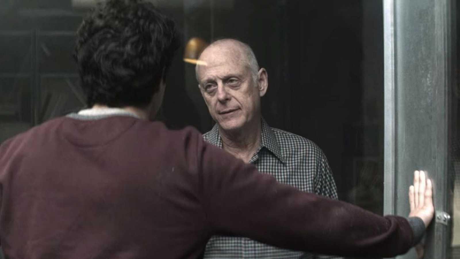 Mark Blum a la sèrie 'You', un dels seus últims papers