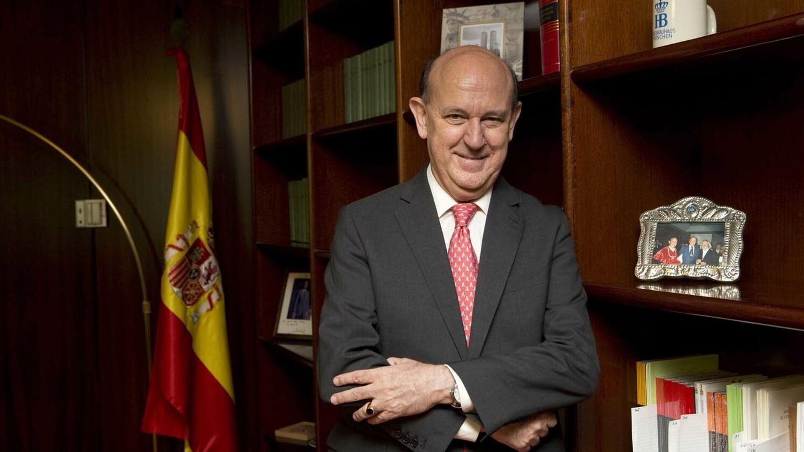 """L'anàlisi d'Antoni Bassas: 'El """"supremacisme"""" del magistrat del TC Ollero'"""