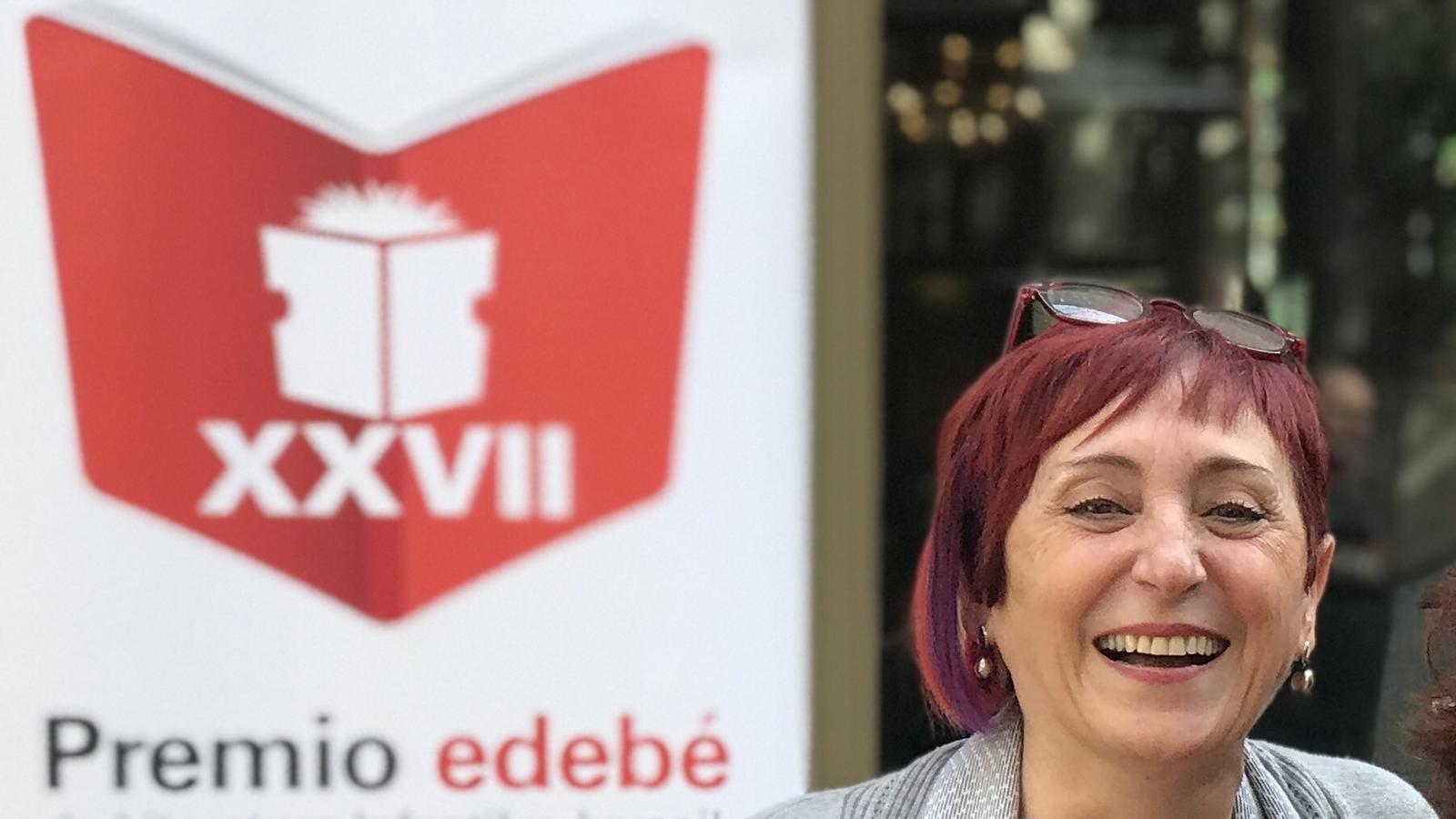 La valenciana Elia Barceló, guanyadora del Premio Nacional de Literatura Infantil i Juvenil 2020