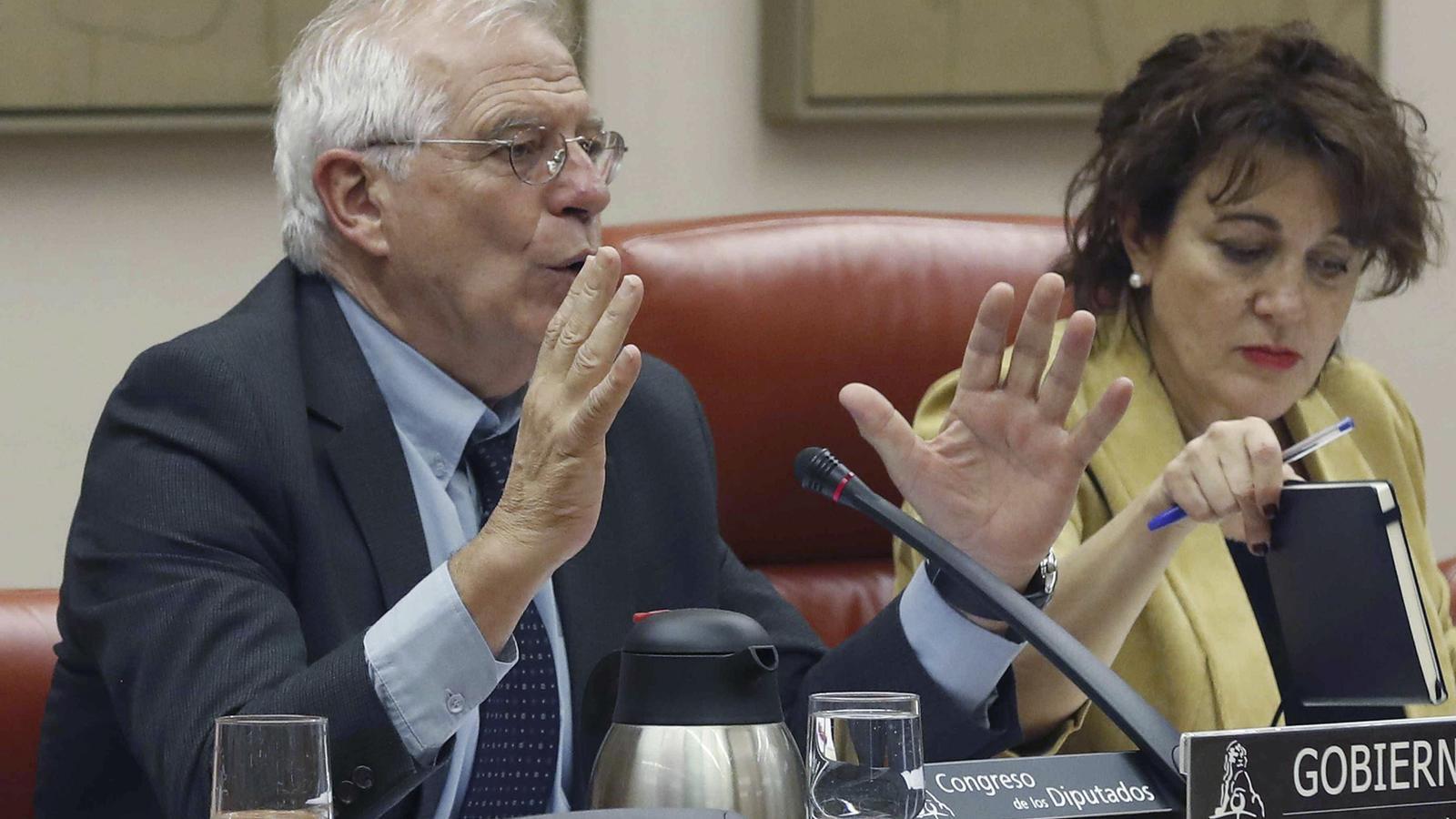L'anàlisi d'Antoni Bassas: 'La bravata de l'escorpí Borrell'