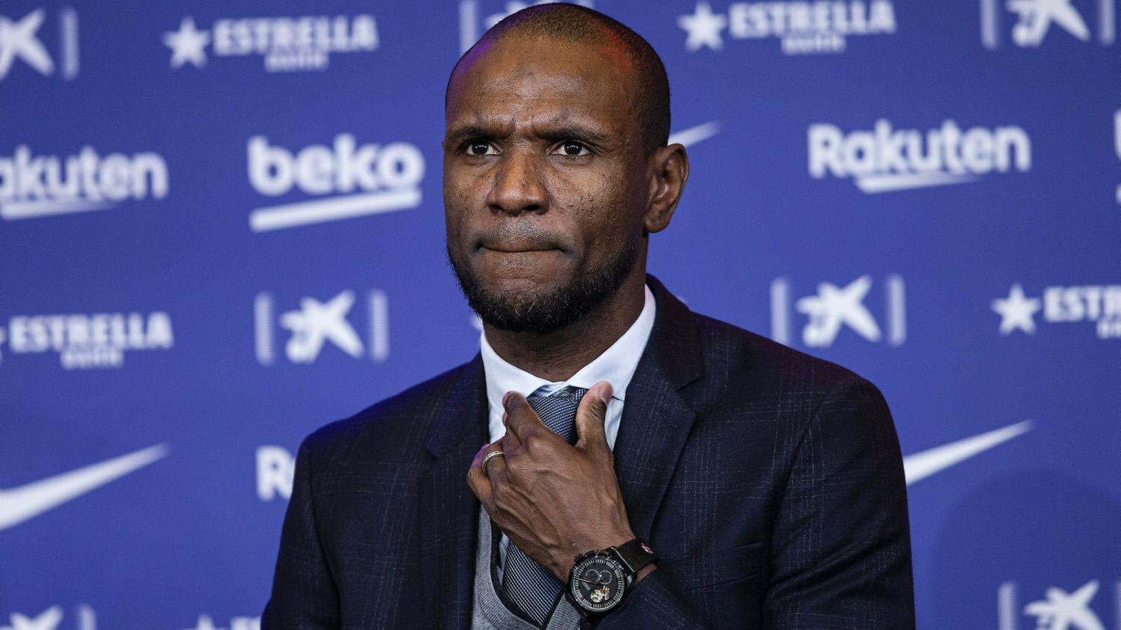 El Barça acomiada Éric Abidal 24 hores després de fer fora Setién