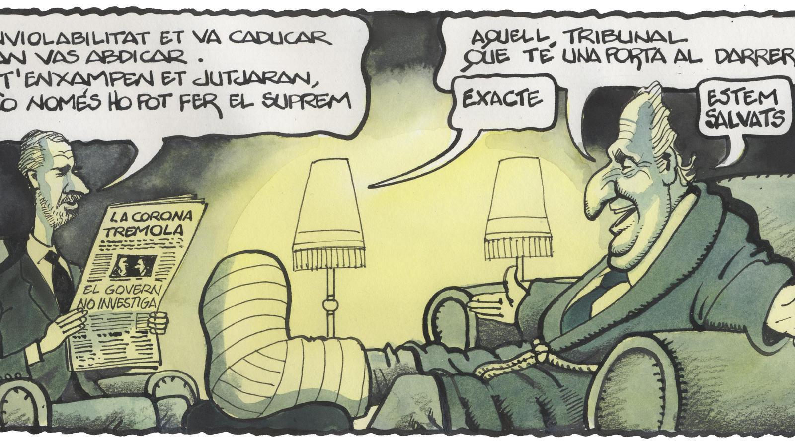 'A la contra', per Ferreres 20/03/2020