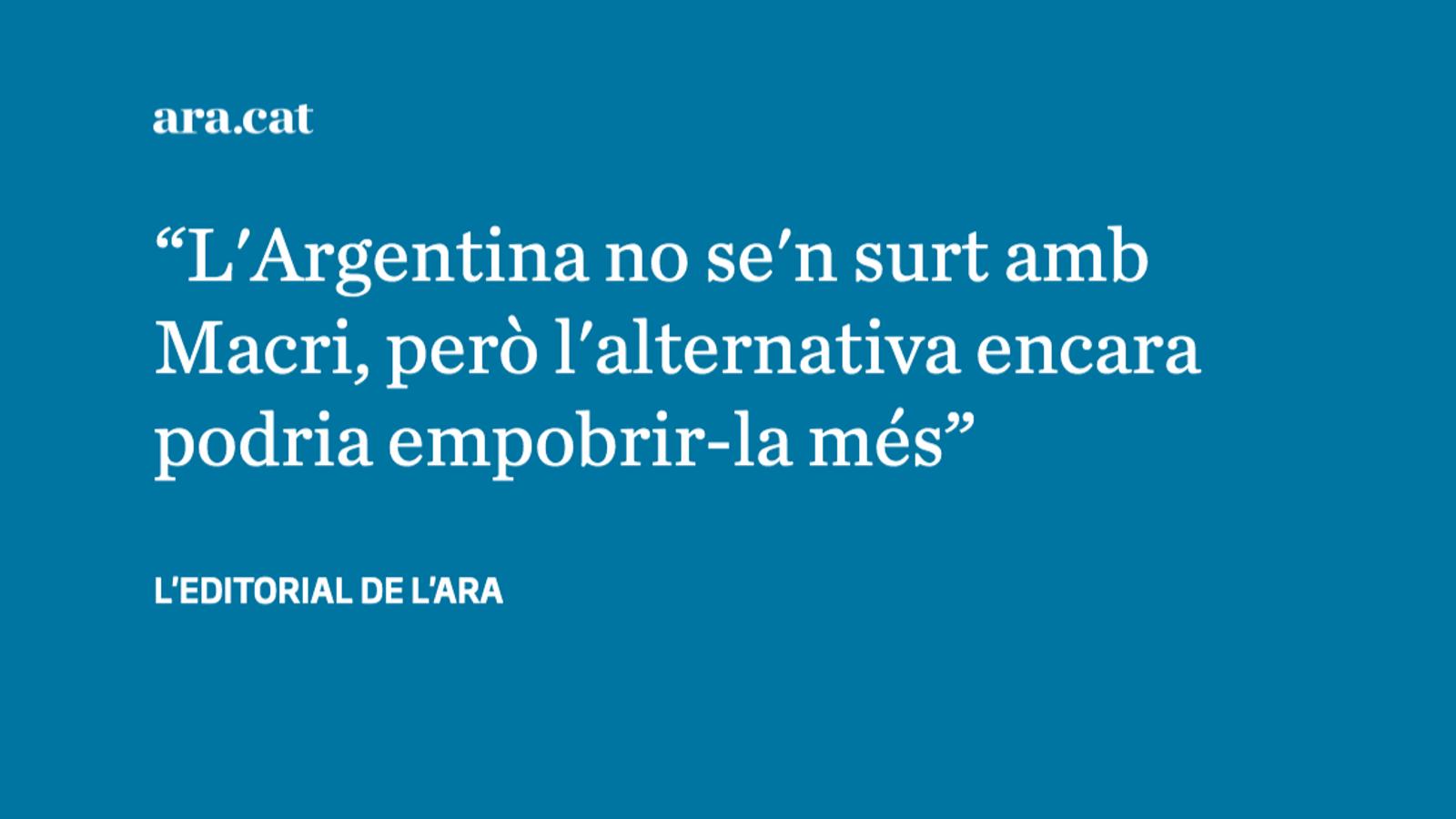 L'Argentina passa gana