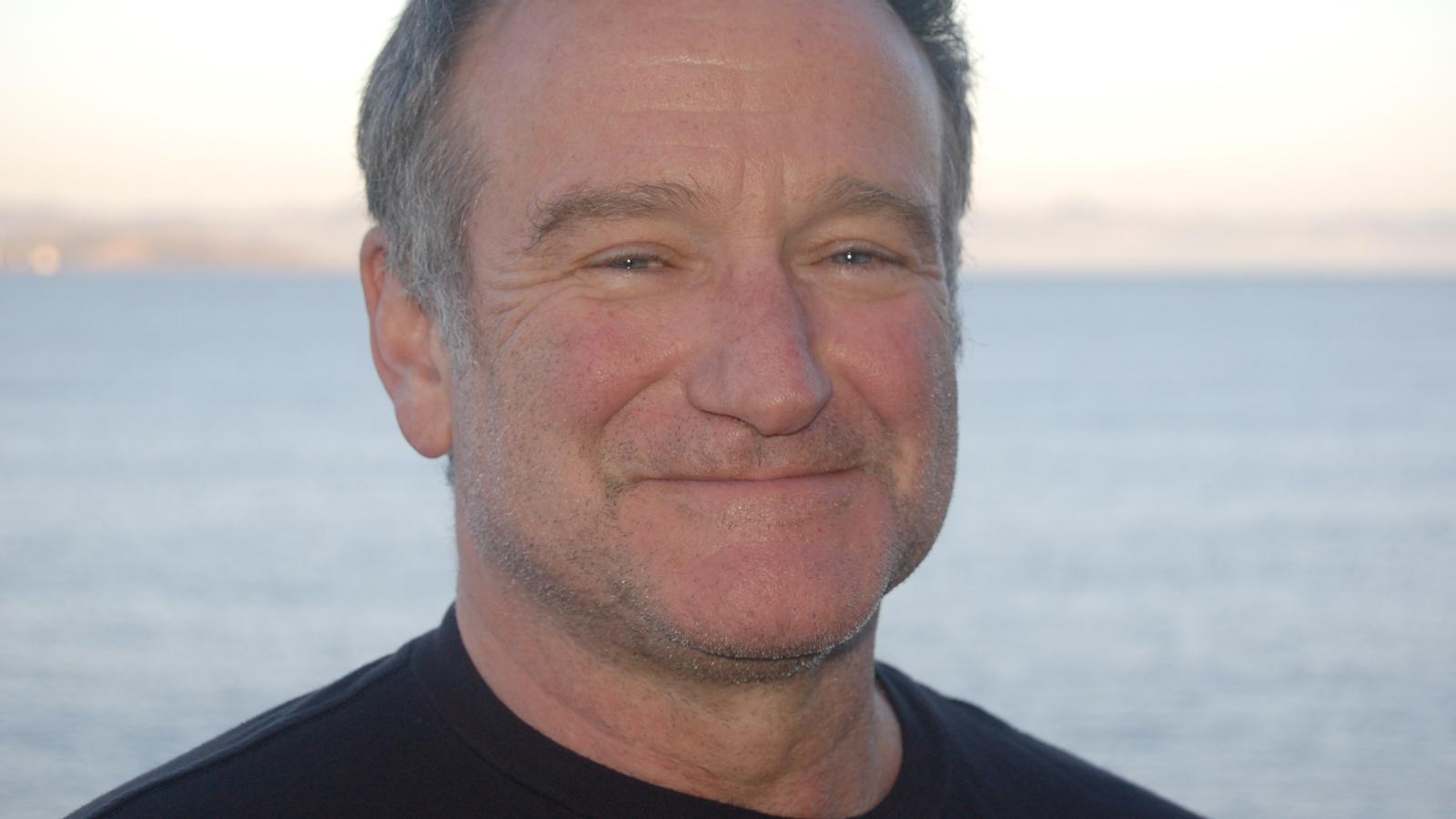Robin Williams protagonitza el documental 'El deseo de Robin'