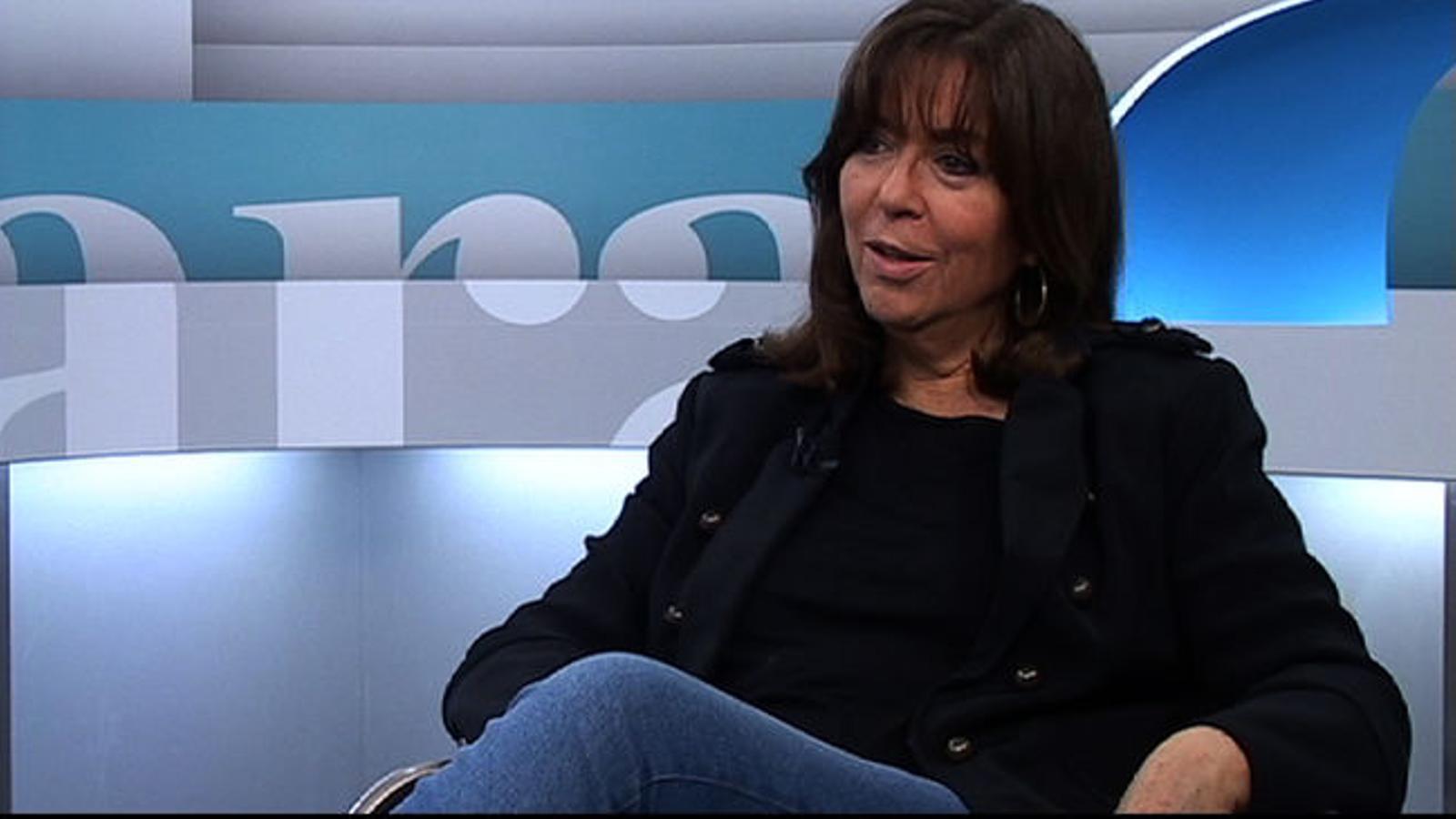Maria del Mar Bonet, entrevistada a l'Ara.