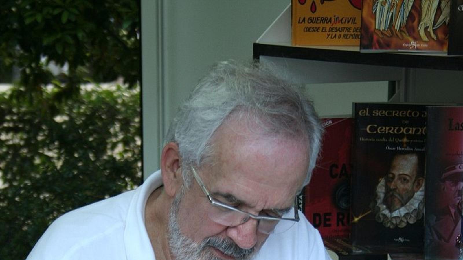 Antonio Fraguas 'Forges', en una imatge d'arxiu